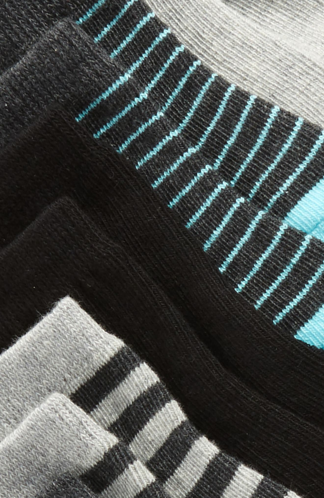 Alternate Image 2  - Trumpette Finn 6-Pack Socks (Baby)