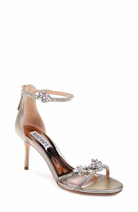 a145ee890b1 Badgley Mischka Hobbs Ankle Strap Sandal (Women)