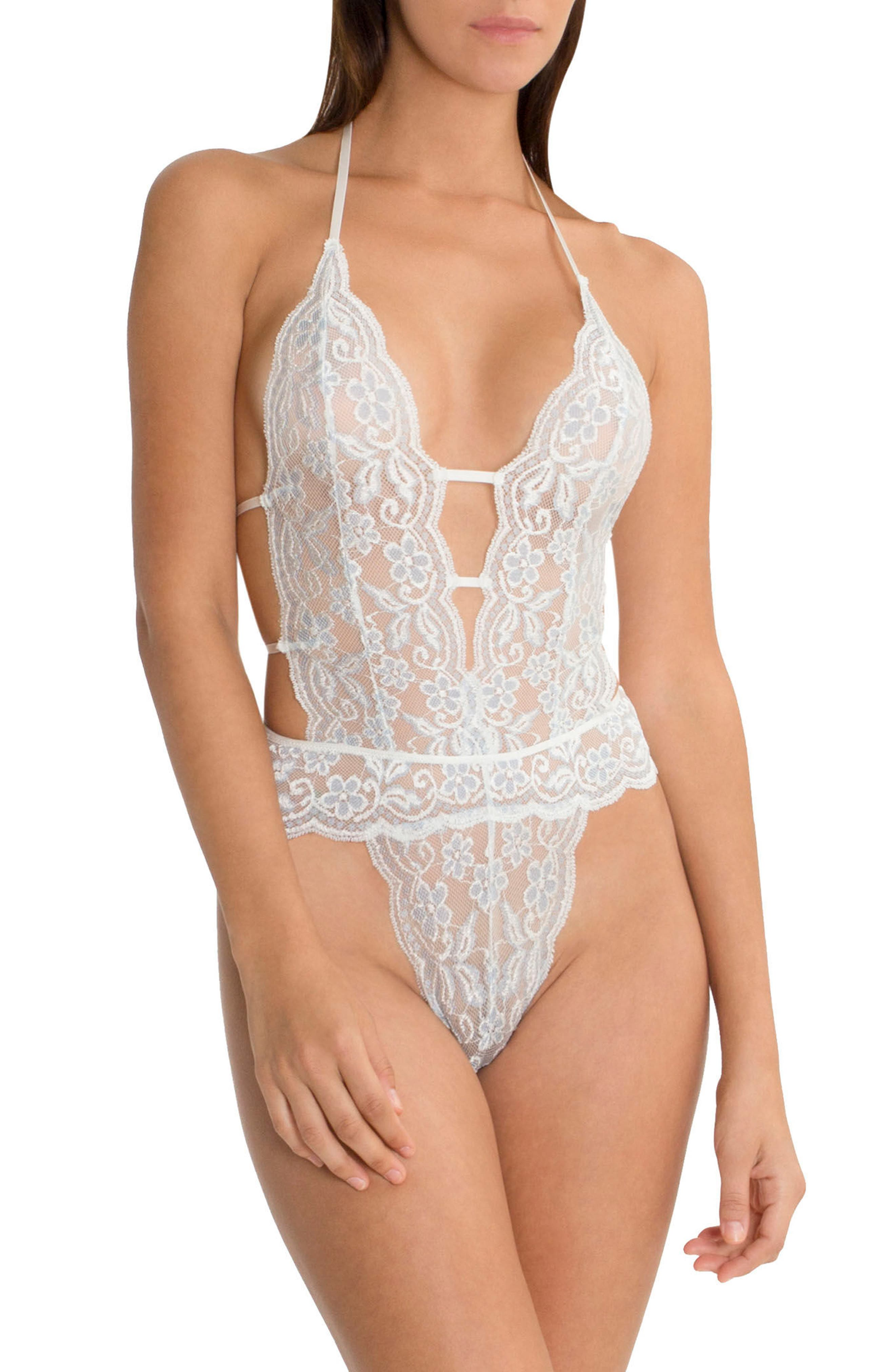 Main Image - In Bloom by Jonquil Lace Bodysuit