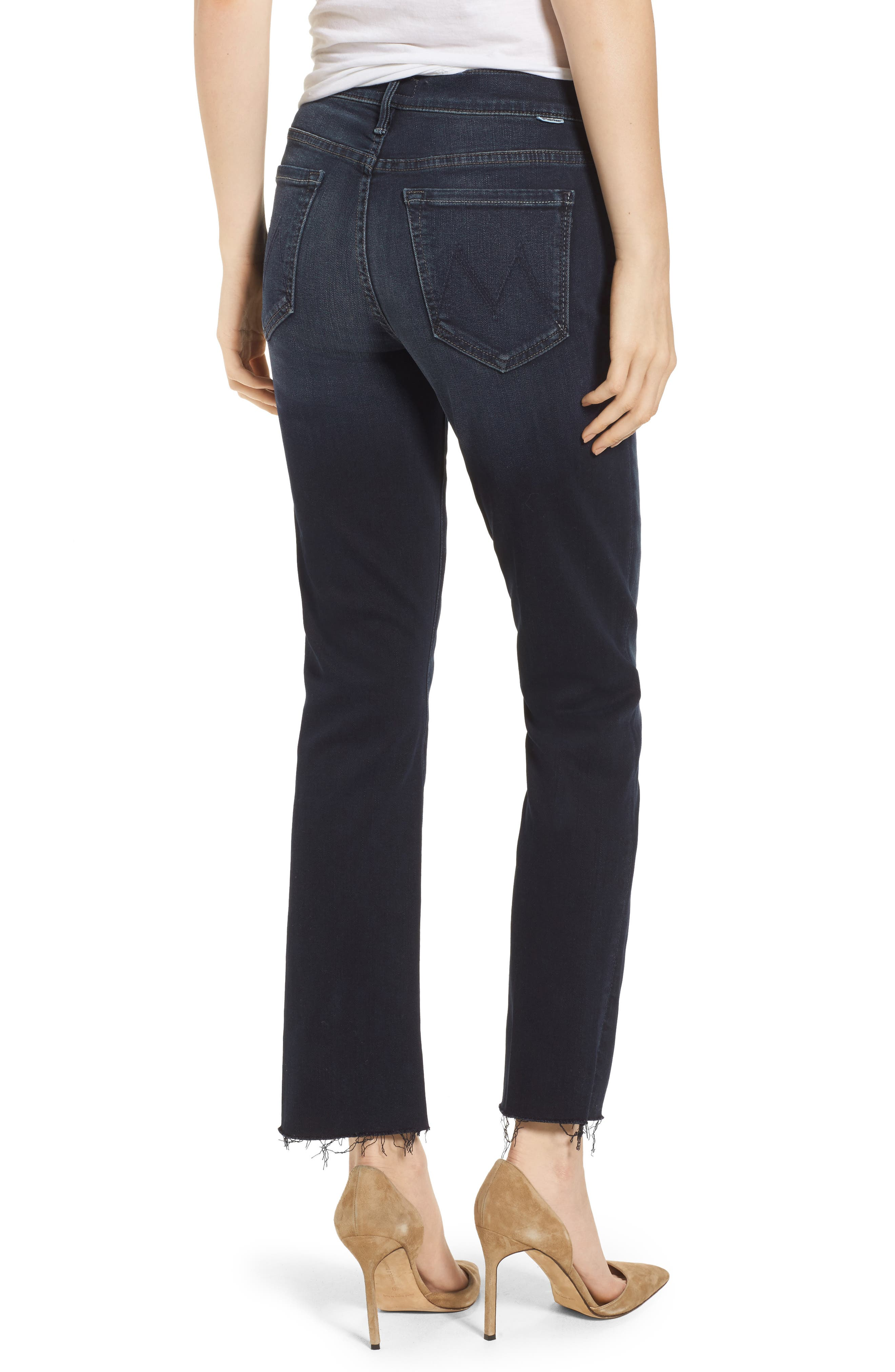 The Rascal Ankle Straight Leg Jeans,                             Alternate thumbnail 2, color,                             Last Call