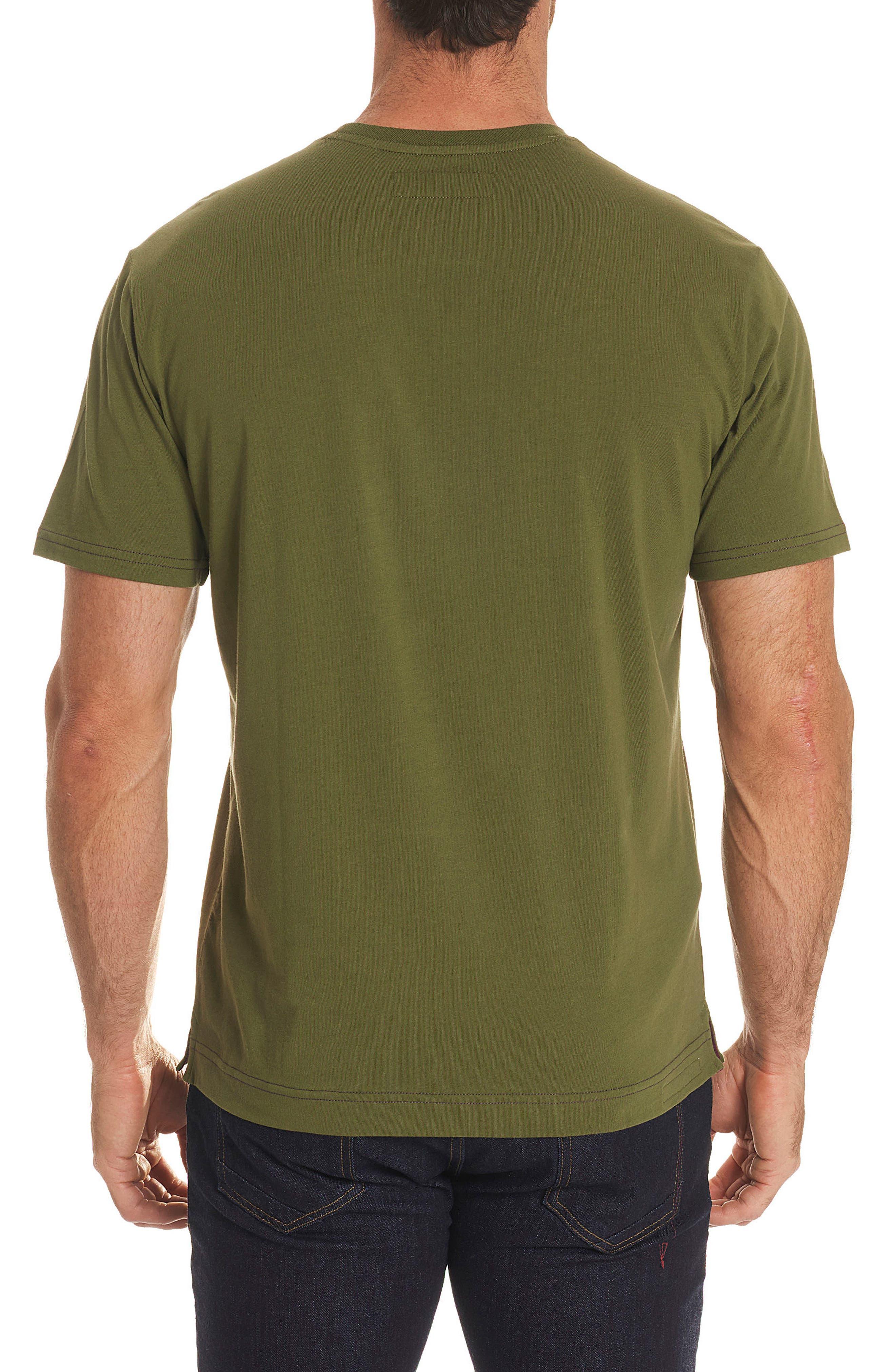 Neo T-Shirt,                             Alternate thumbnail 2, color,                             Olive