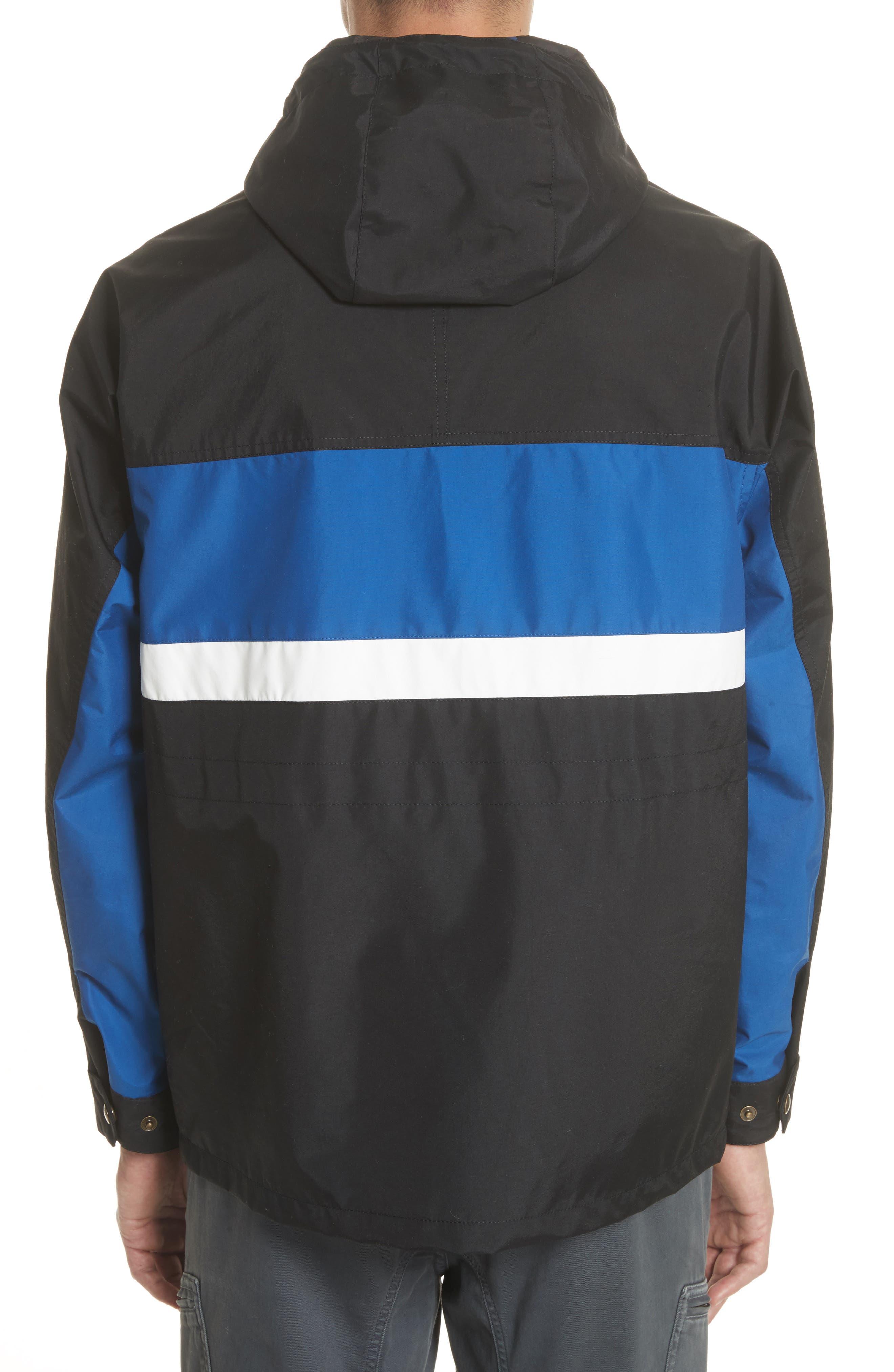 Kersbrook BXS Nylon Jacket,                             Alternate thumbnail 2, color,                             Black