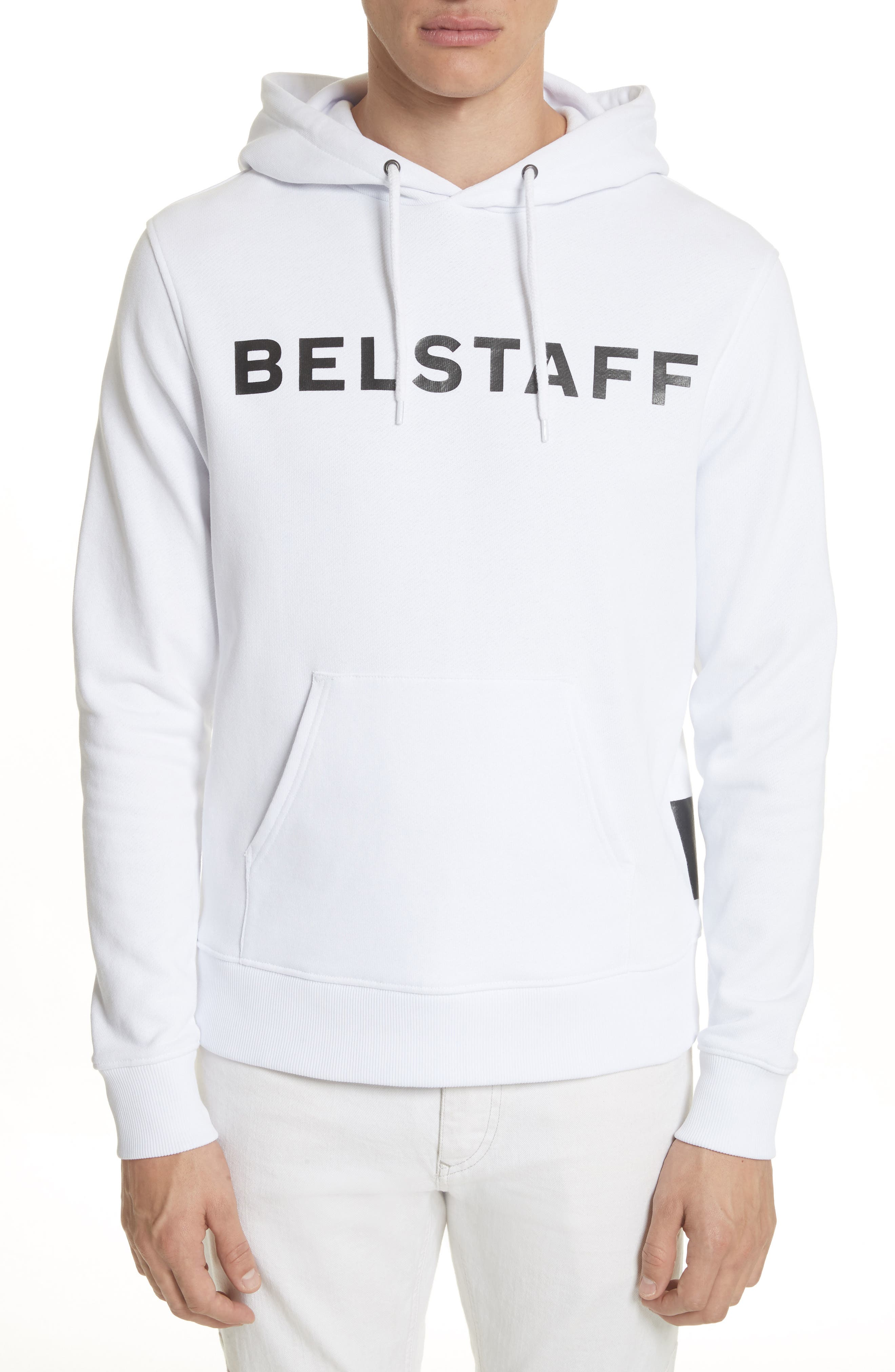 Marfield BXS Graphic Hoodie,                             Main thumbnail 1, color,                             White