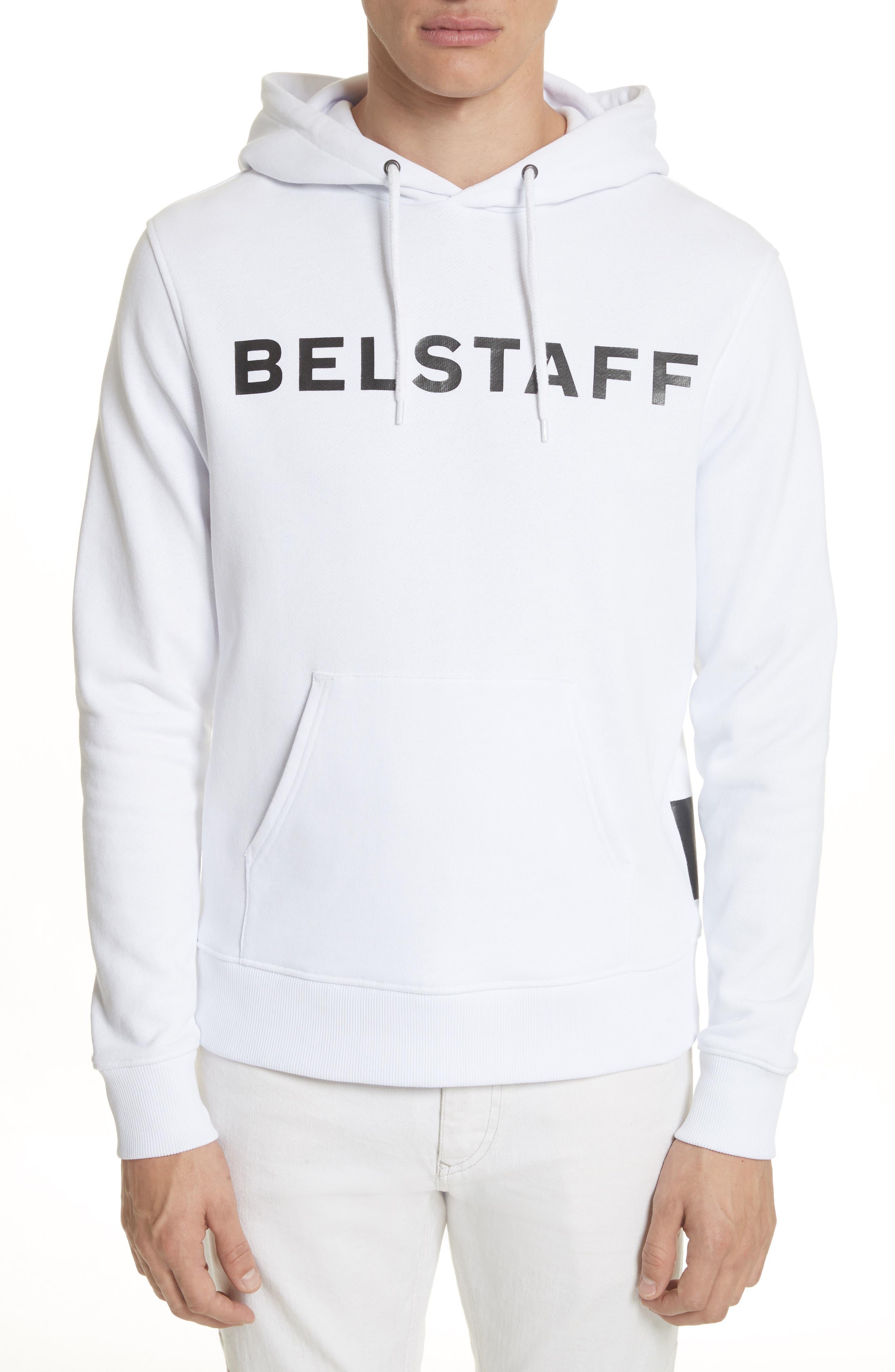 Belstaff Marfield BXS Graphic Hoodie
