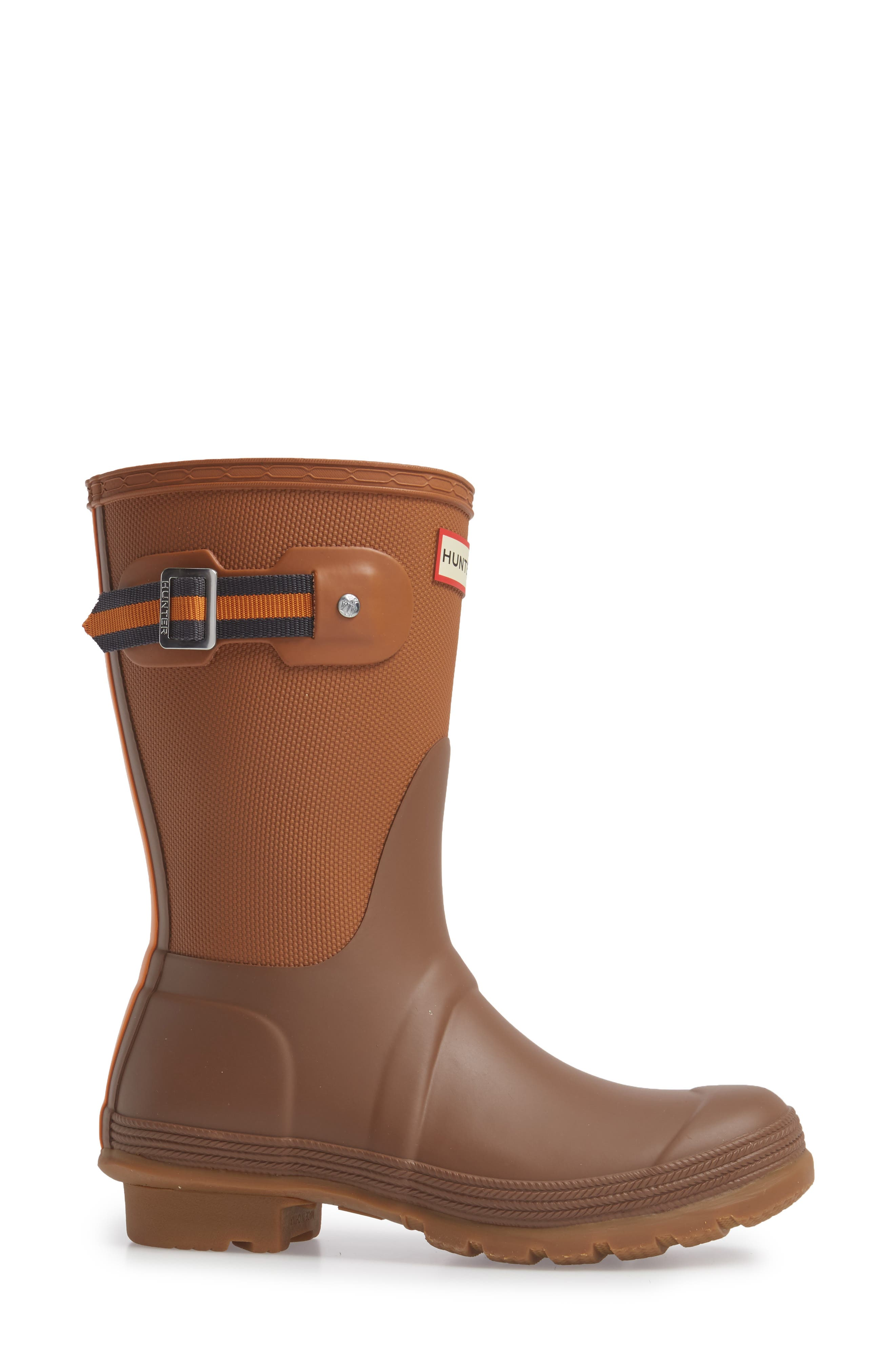 Alternate Image 3  - Hunter Original Sissinghurst Short Rain Boot (Women)