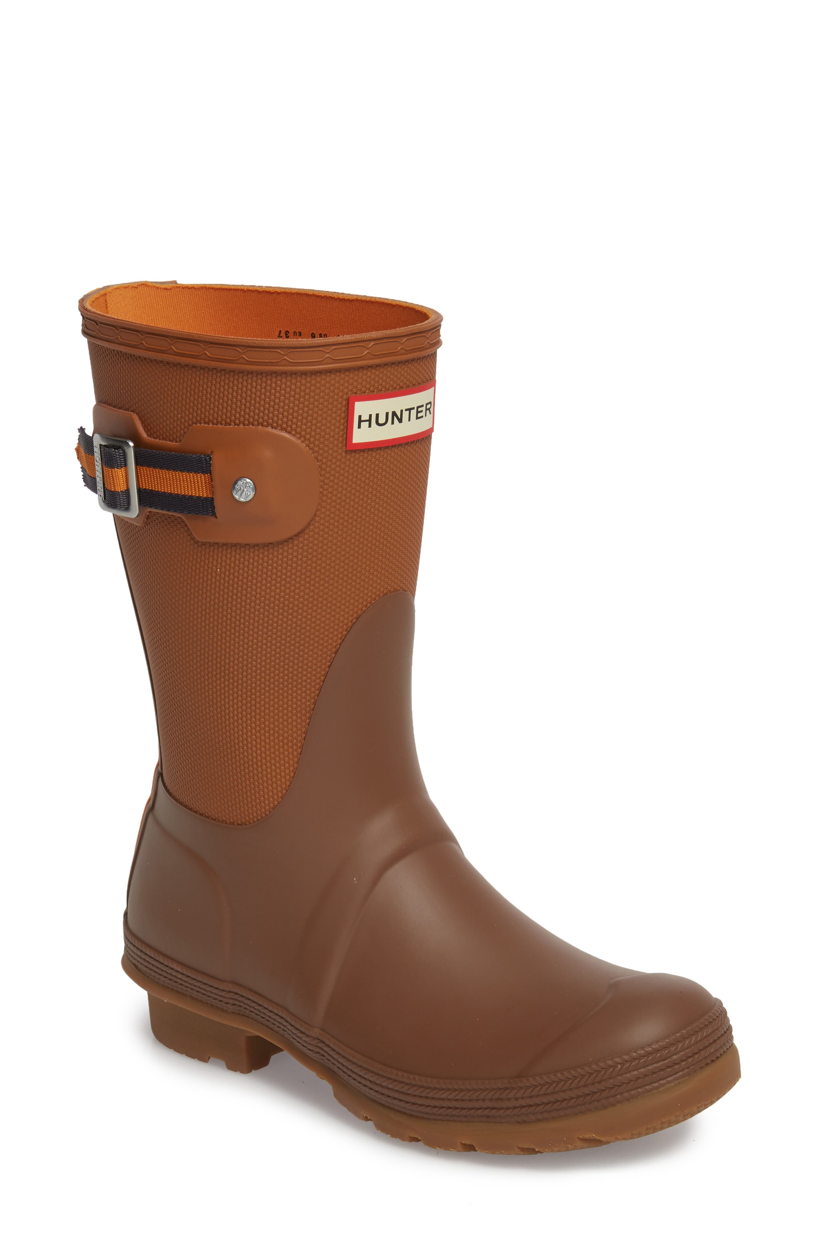 Alternate Image 1 Selected - Hunter Original Sissinghurst Short Rain Boot (Women)