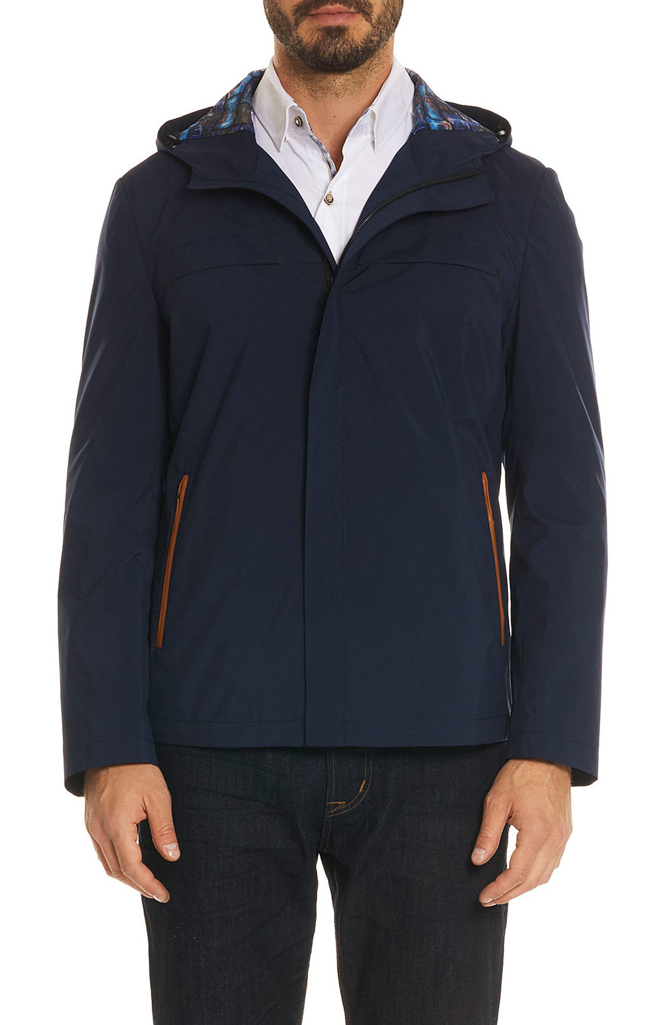 Grafton Jacket,                         Main,                         color, Navy