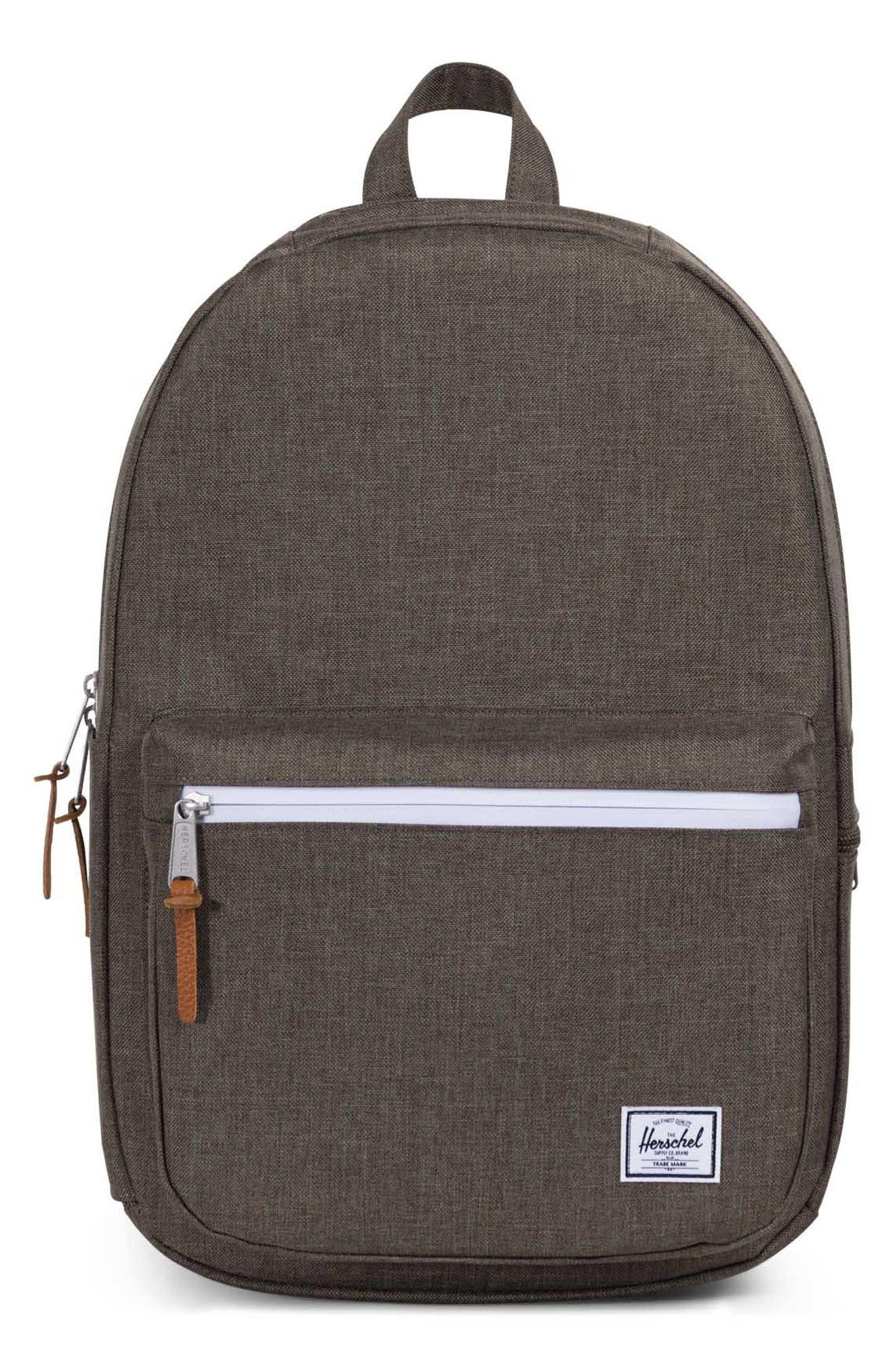 Harrison Backpack,                             Main thumbnail 1, color,                             Canteen Crosshatch