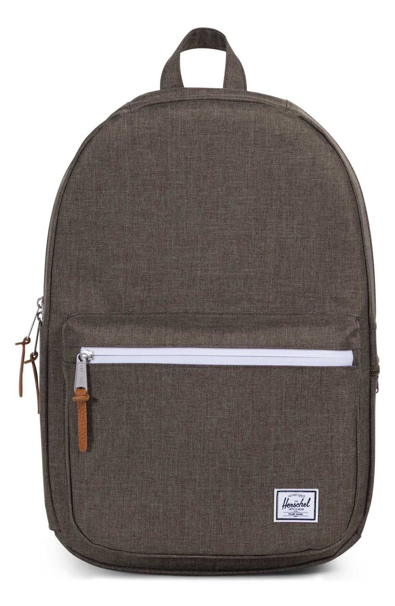 Harrison Backpack,                         Main,                         color, Canteen Crosshatch