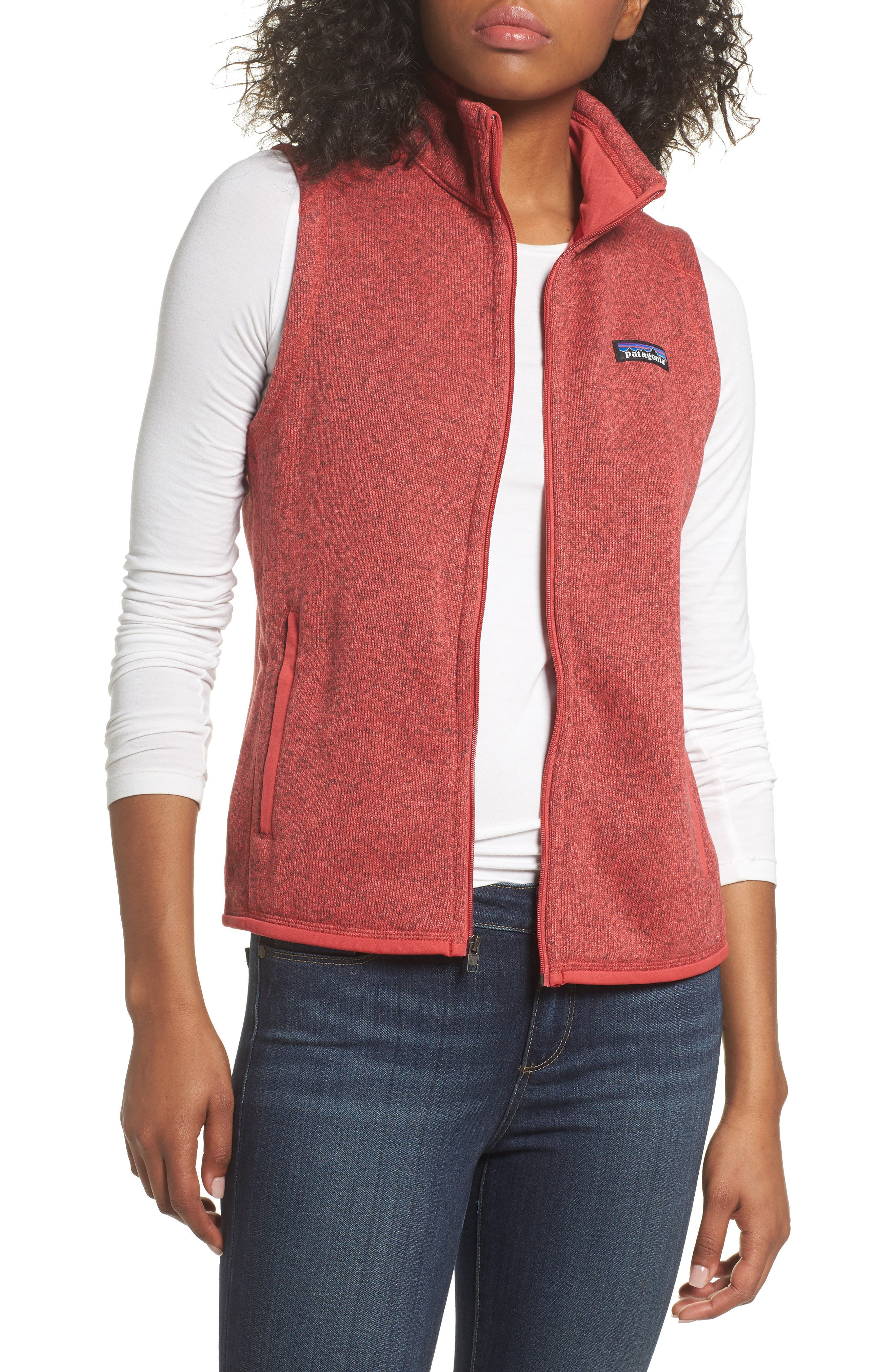 Alternate Image 1 Selected - Patagonia Better Sweater Vest