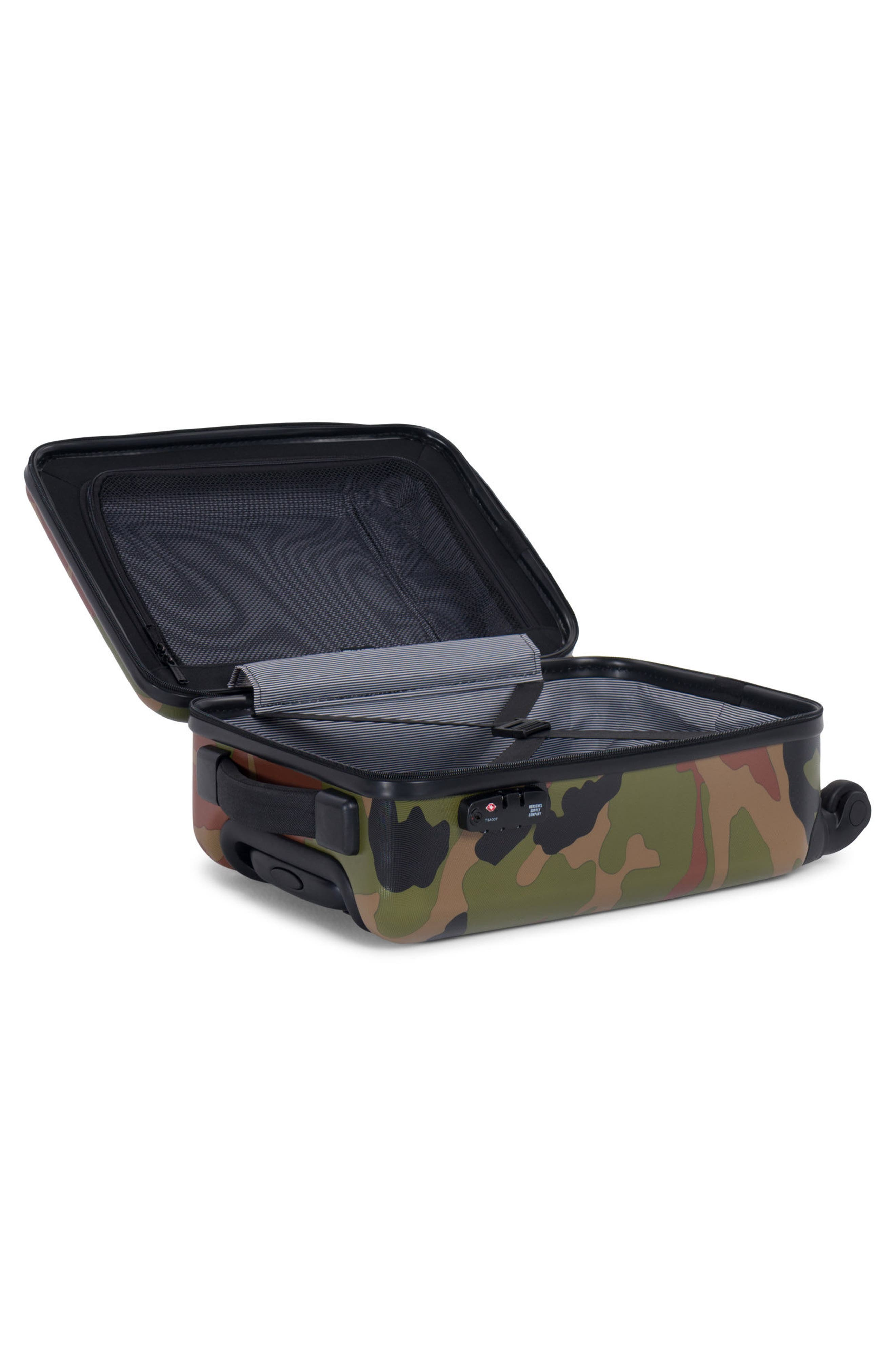 Trade 20-Inch Wheeled Carry-On,                             Alternate thumbnail 4, color,                             Woodland Camo