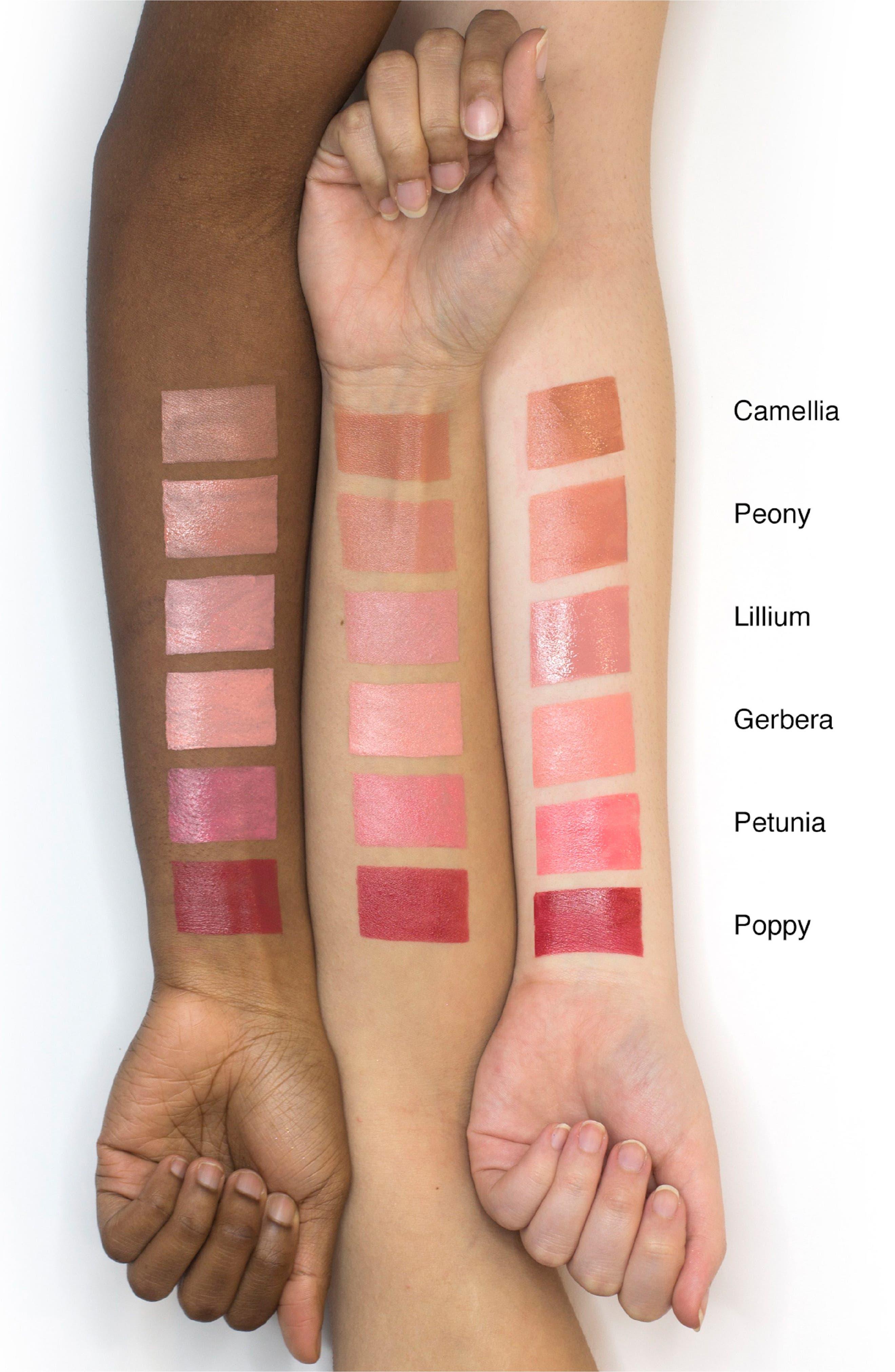 Convertible Color Dual Lip & Cheek Cream,                             Alternate thumbnail 4, color,