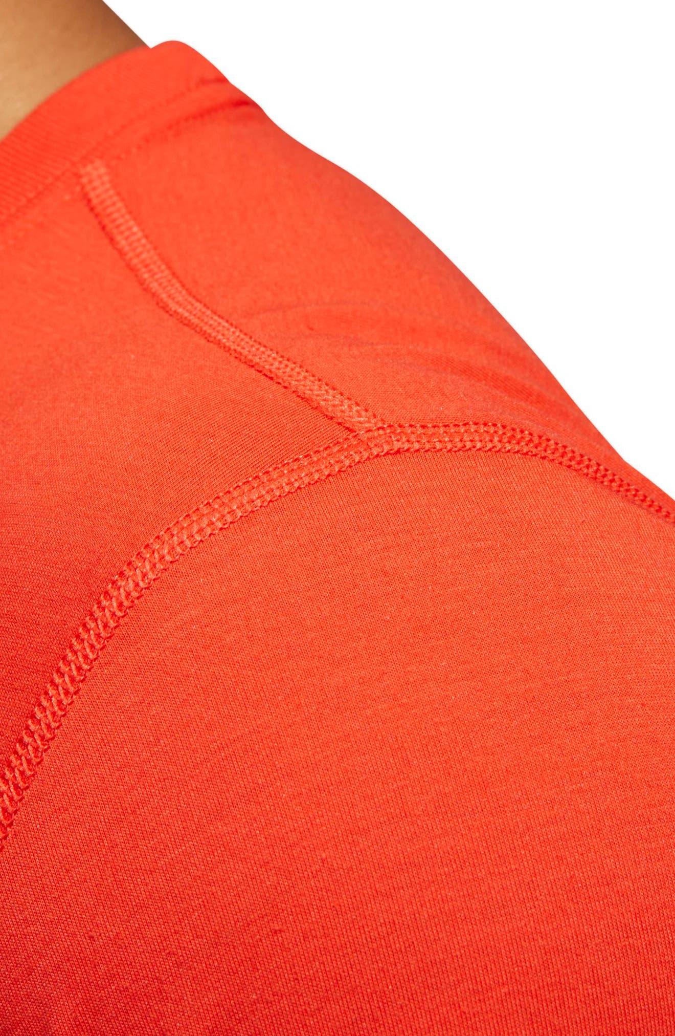 Ultimate T-Shirt,                             Alternate thumbnail 4, color,                             Hi-Res Red