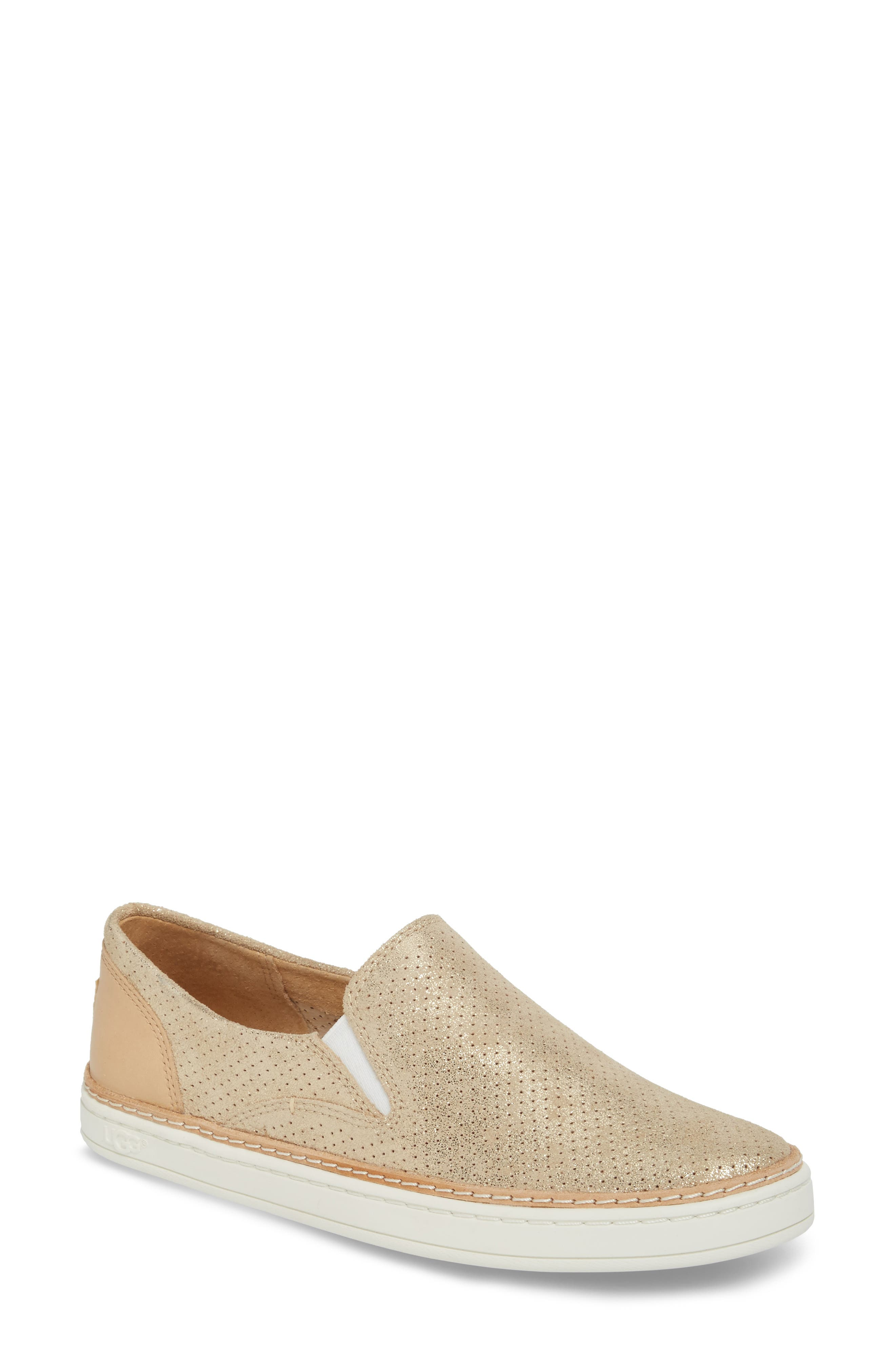 UGG® Adley Stardust Slip-On Sneaker (Women)