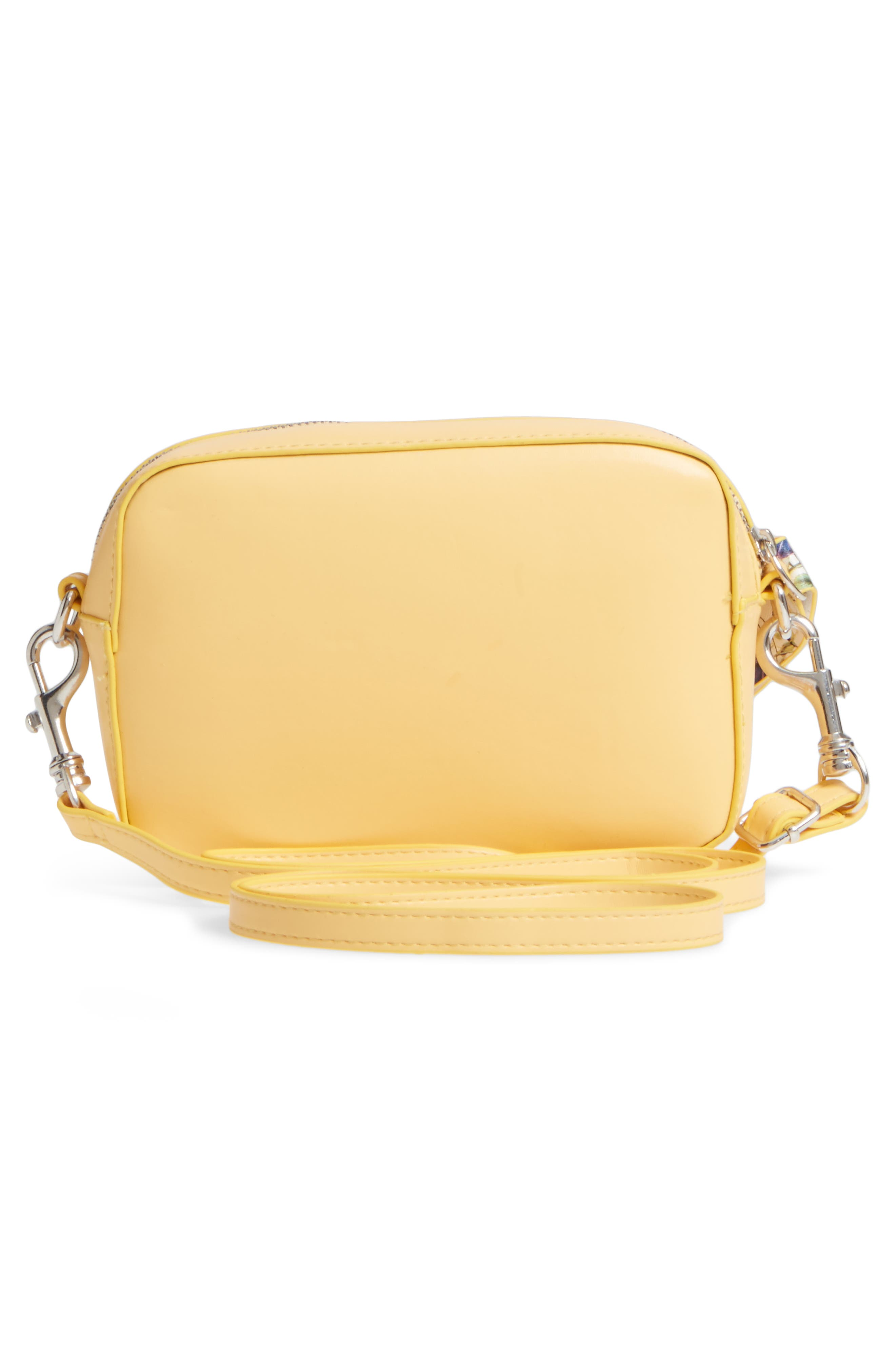Alternate Image 3  - BP. Faux Leather Crossbody Wristlet