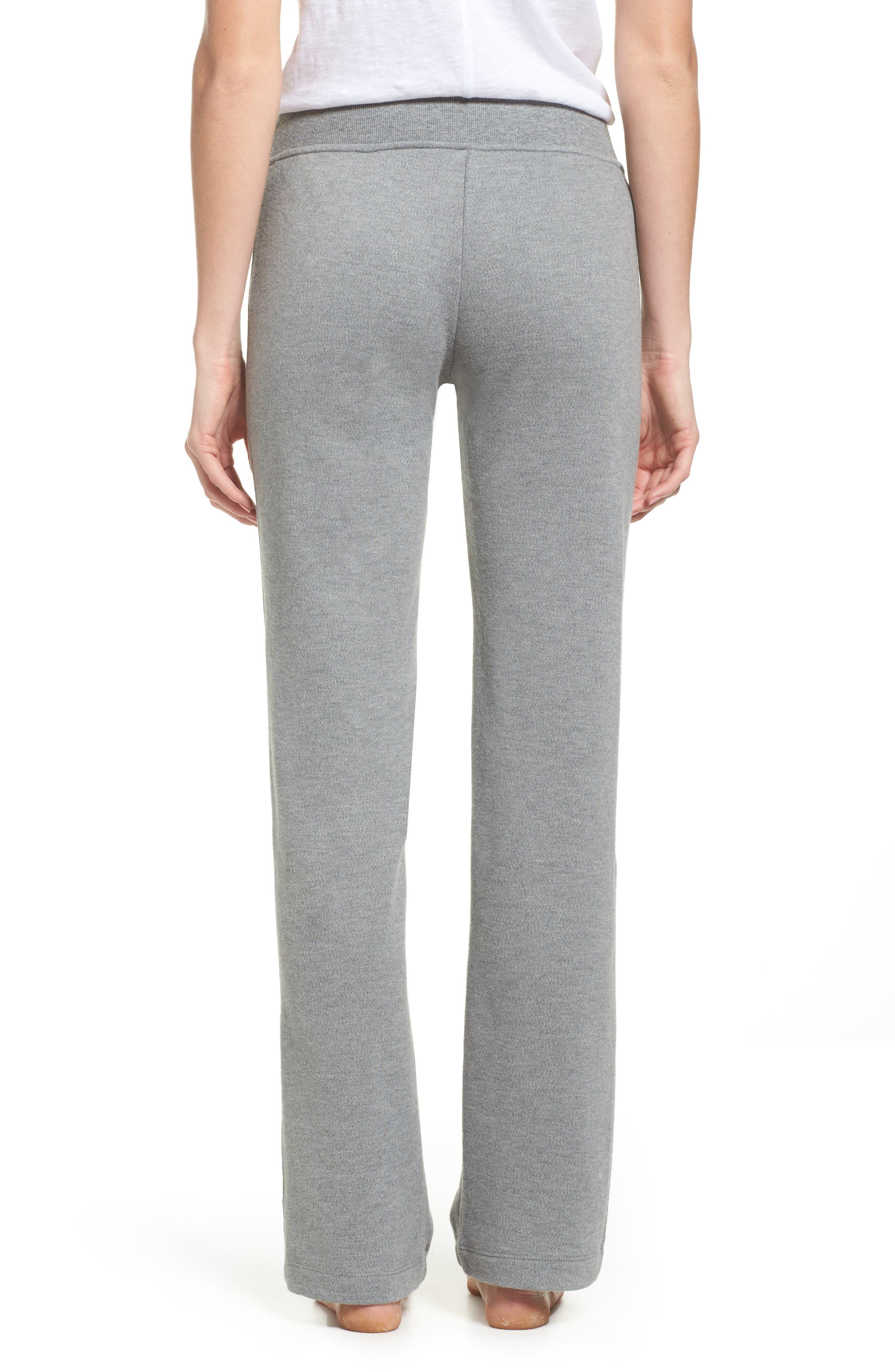 Penny Lounge Pants,                             Alternate thumbnail 2, color,                             Grey Heather