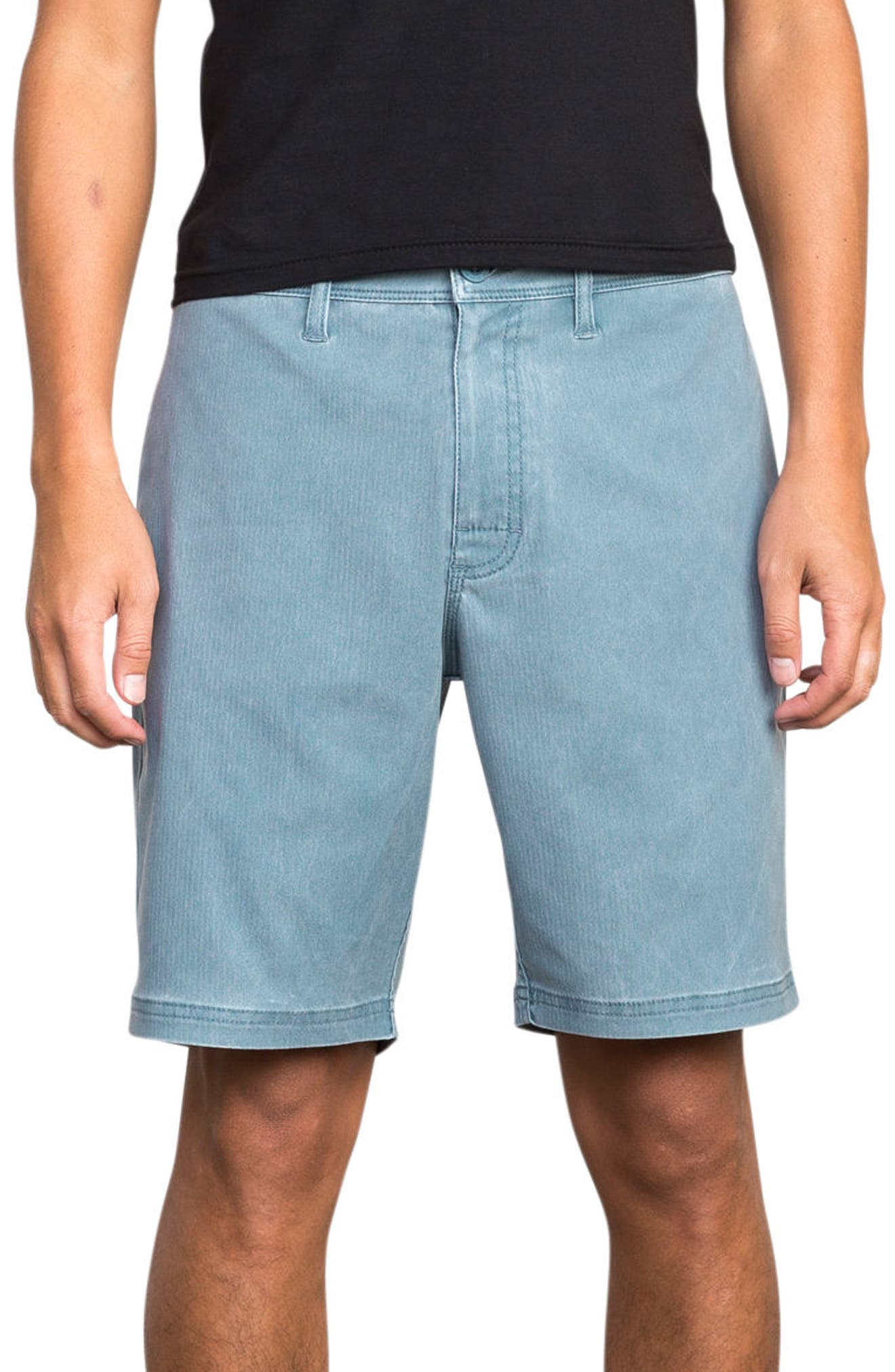 Django Hybrid Shorts,                         Main,                         color, Blue Slate