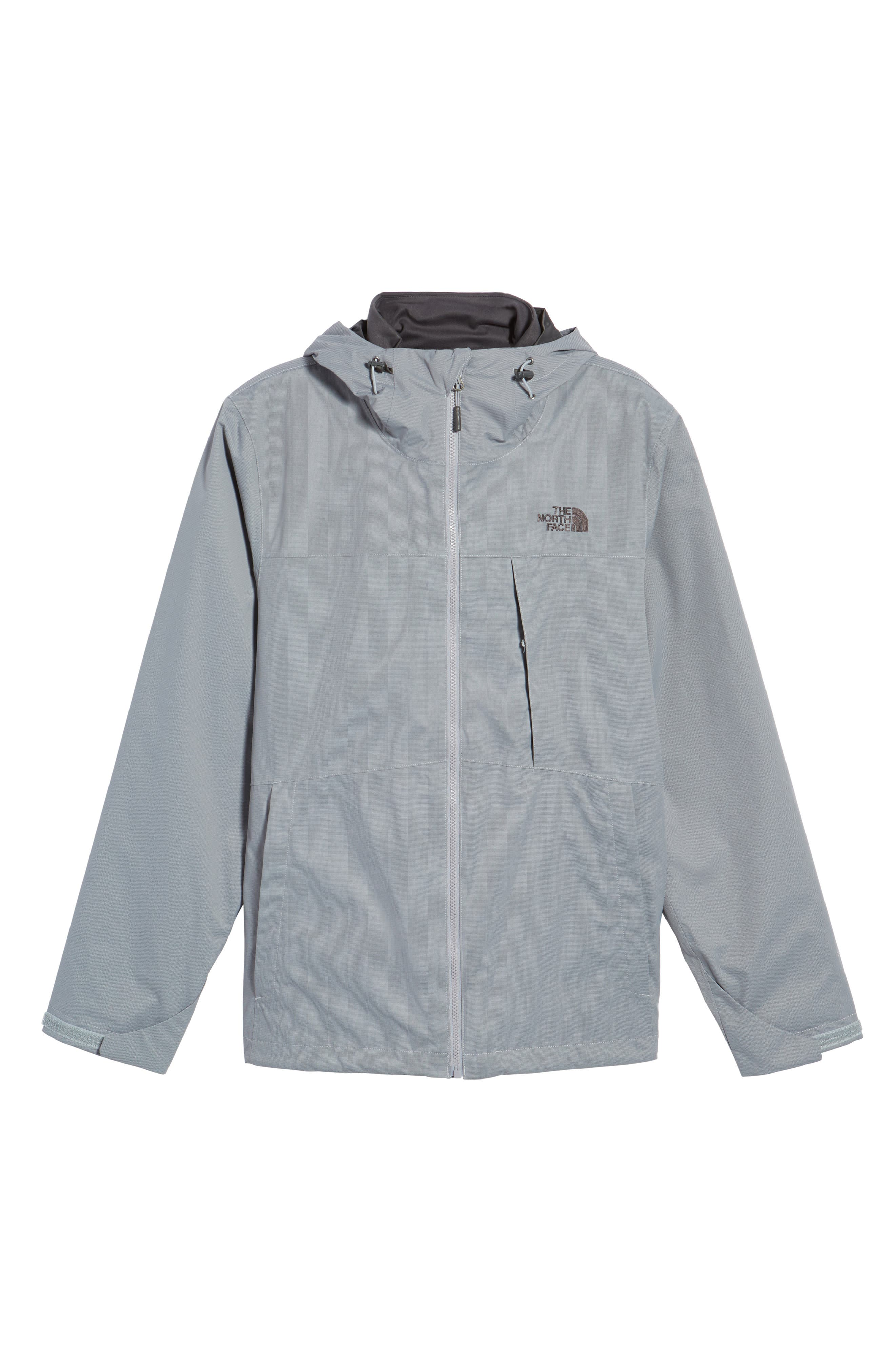 'Arrowood' TriClimate<sup>®</sup> 3-in-1 Jacket,                             Alternate thumbnail 6, color,                             Mid Grey