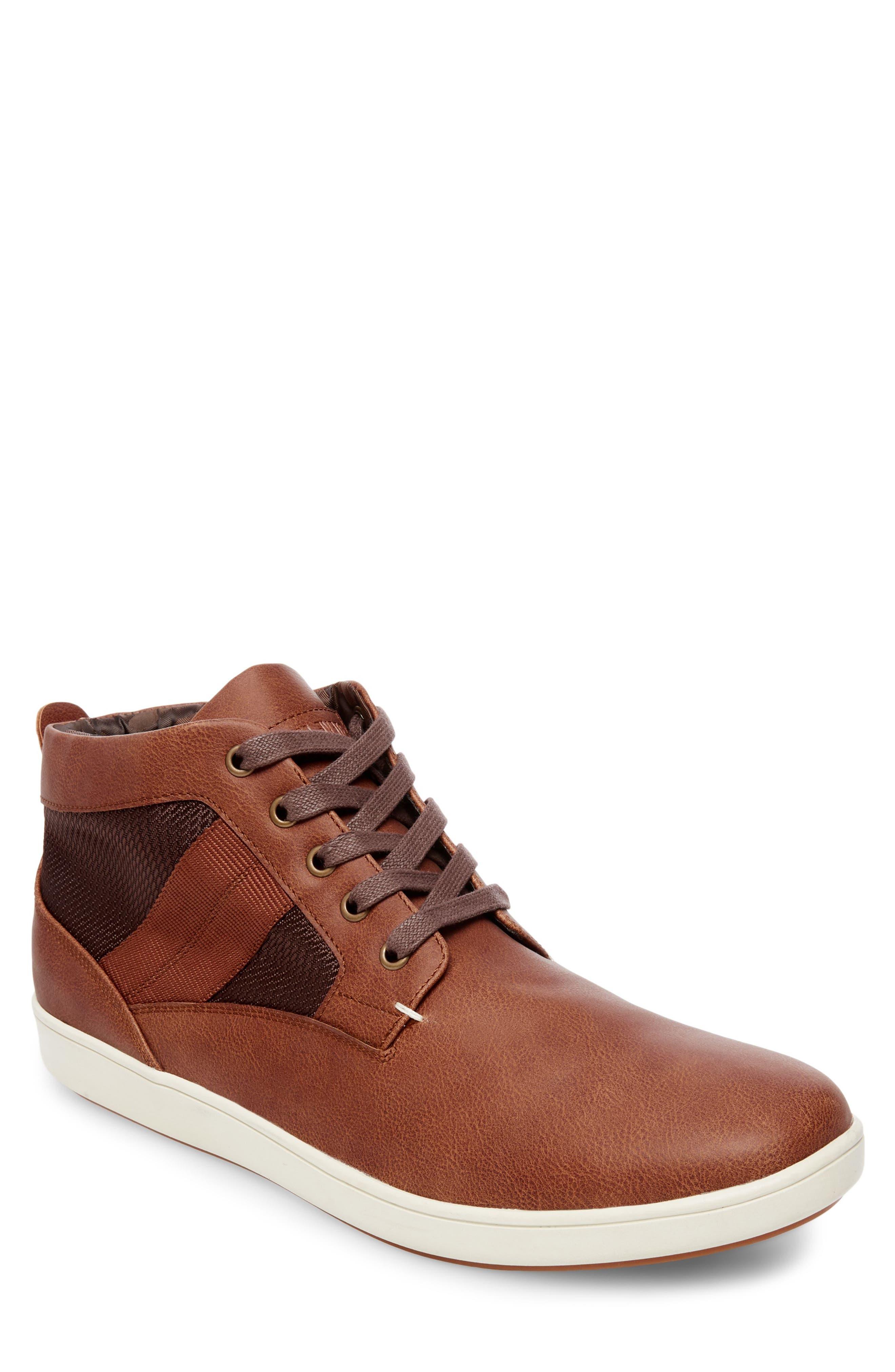 Frazier Sneaker Boot,                         Main,                         color, Cognac