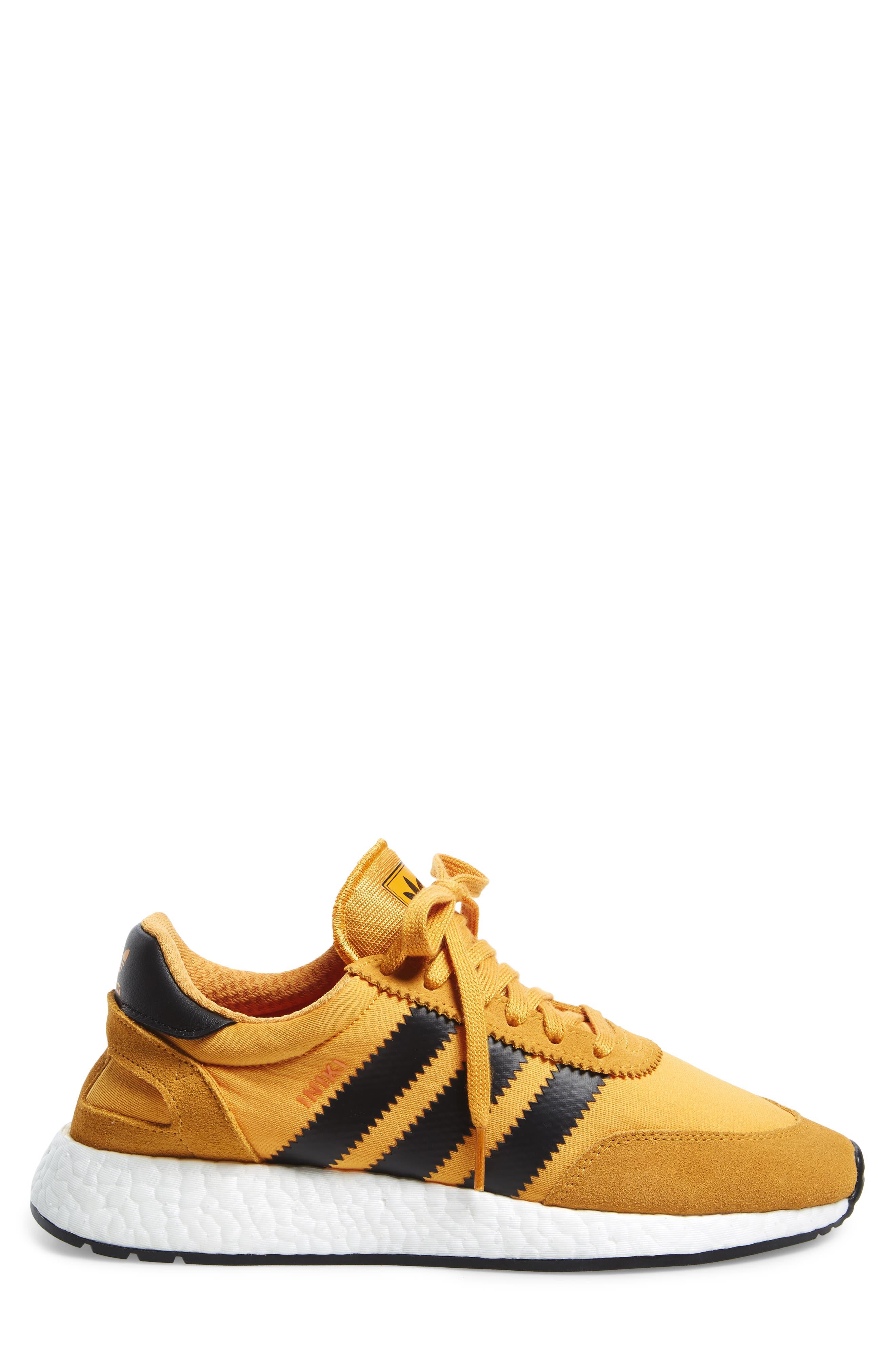 I-5923 Sneaker,                             Alternate thumbnail 3, color,                             Tactile Yellow/ Black/ White