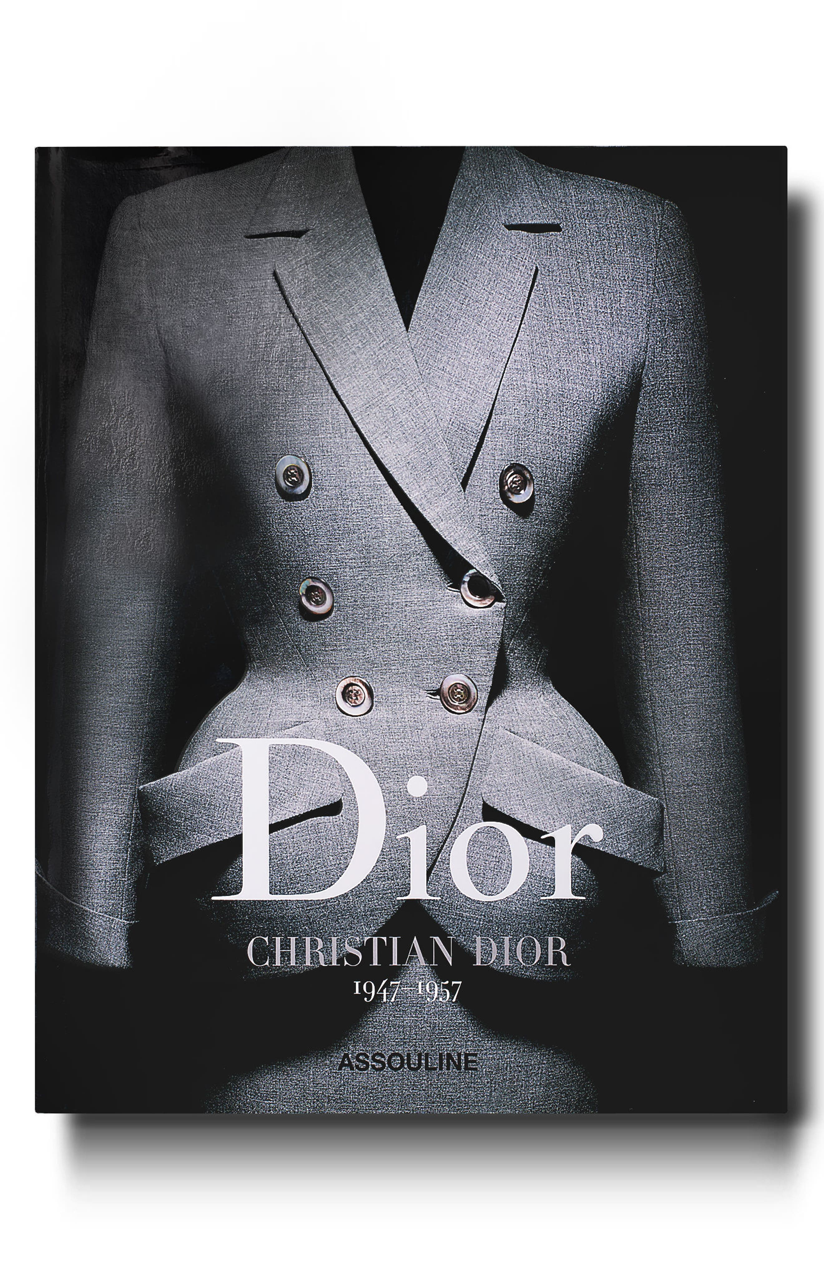'Dior by Christian Dior' Book,                         Main,                         color, Grey