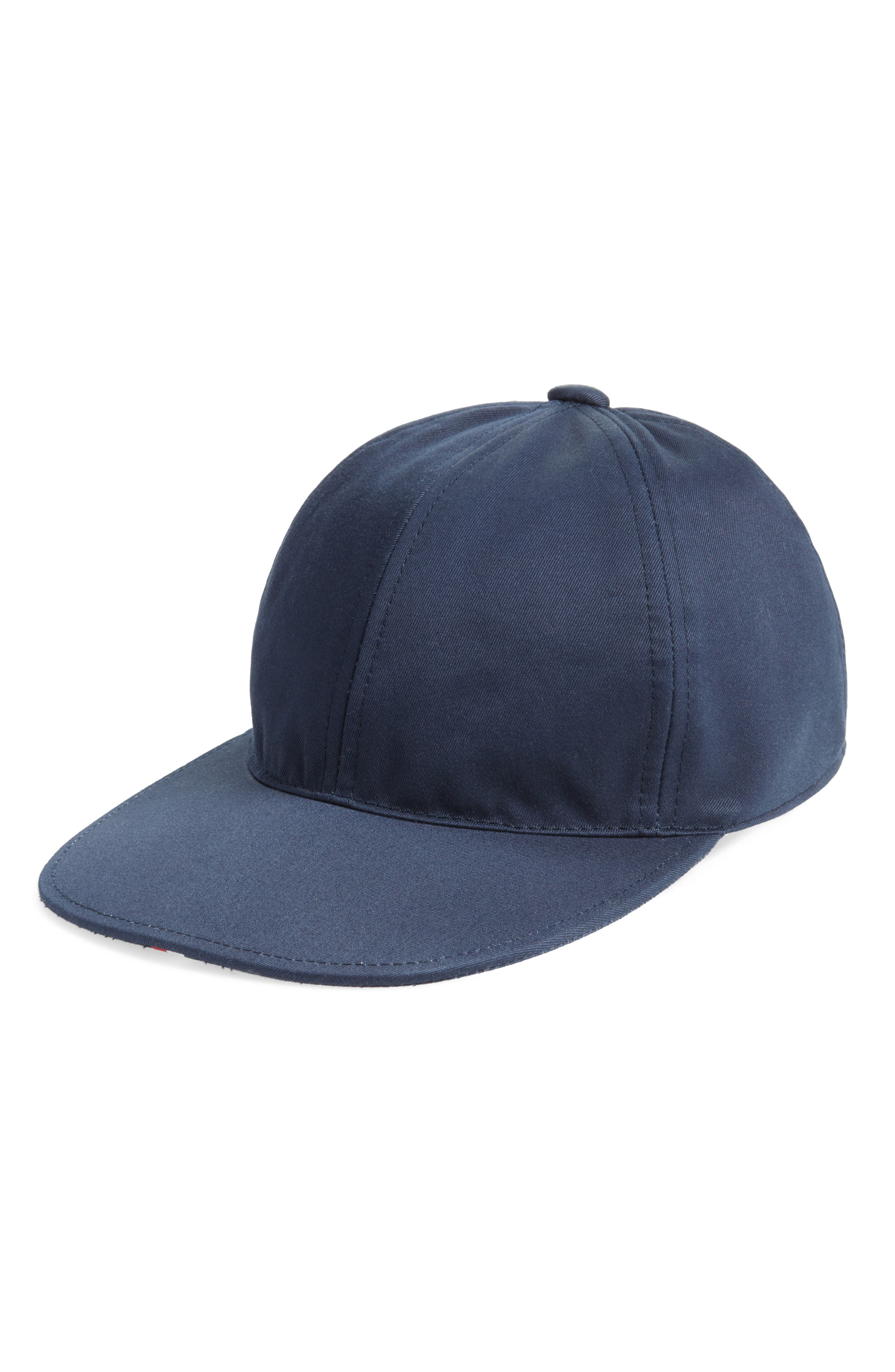 Baseball Cap,                             Main thumbnail 1, color,                             Navy