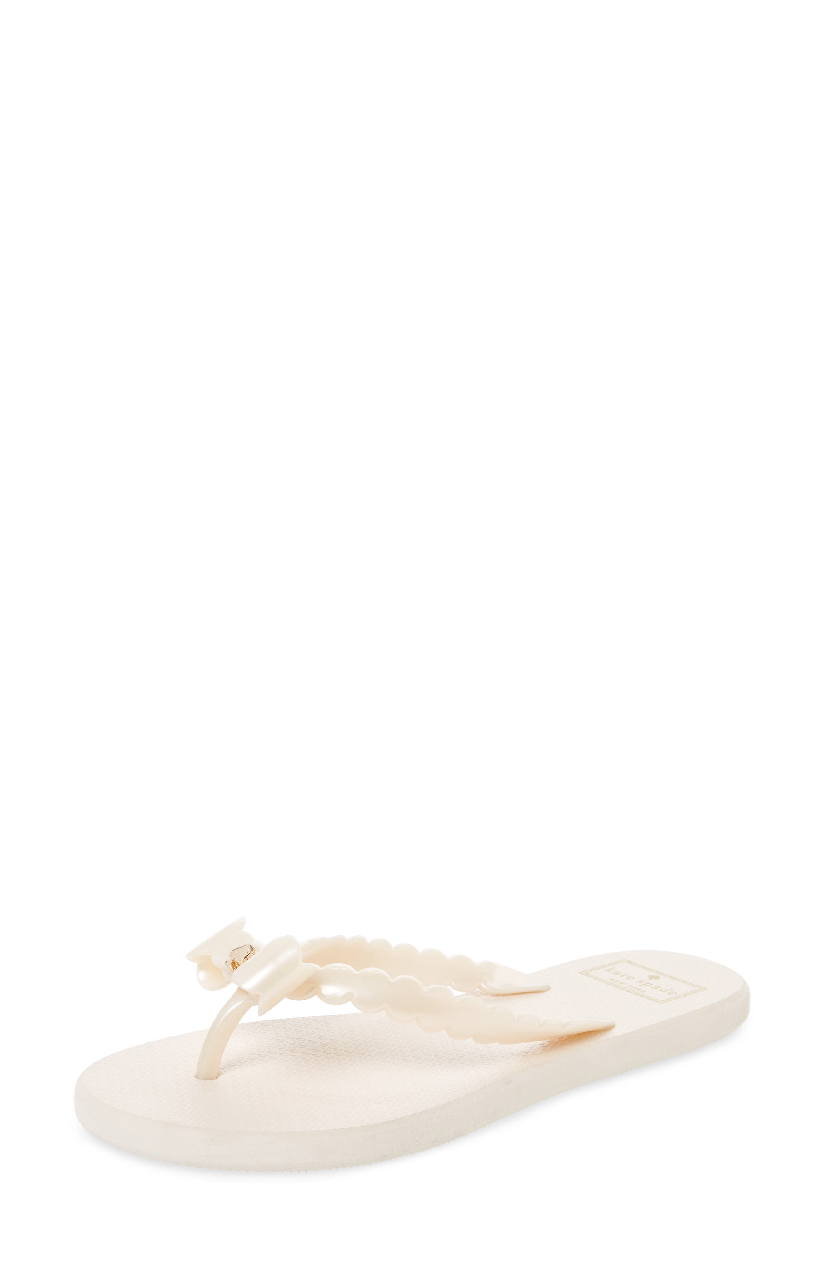 kate spade new york denise flip flop (Women)