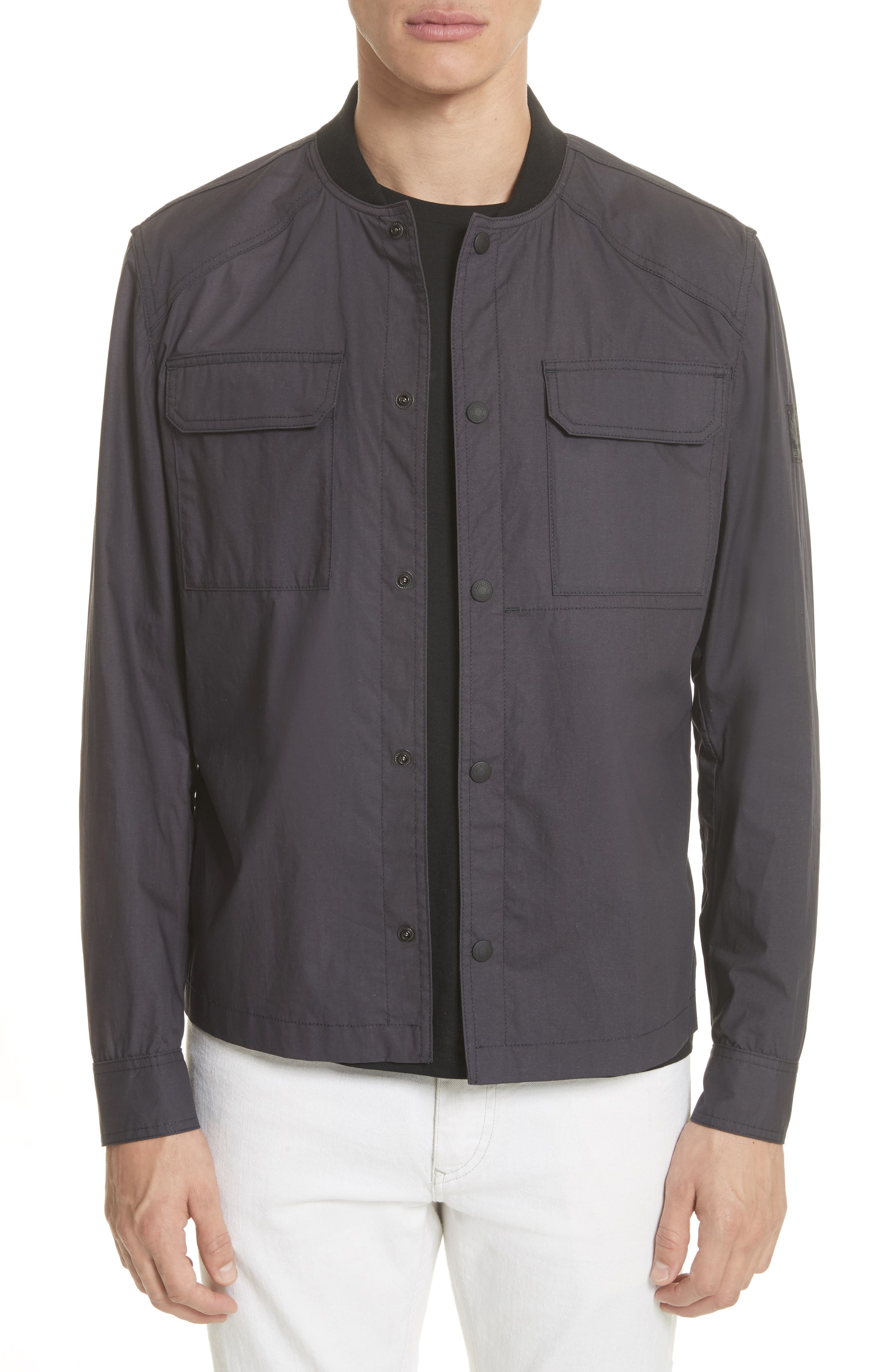 Cardingham Jacket,                             Main thumbnail 1, color,                             Charcoal