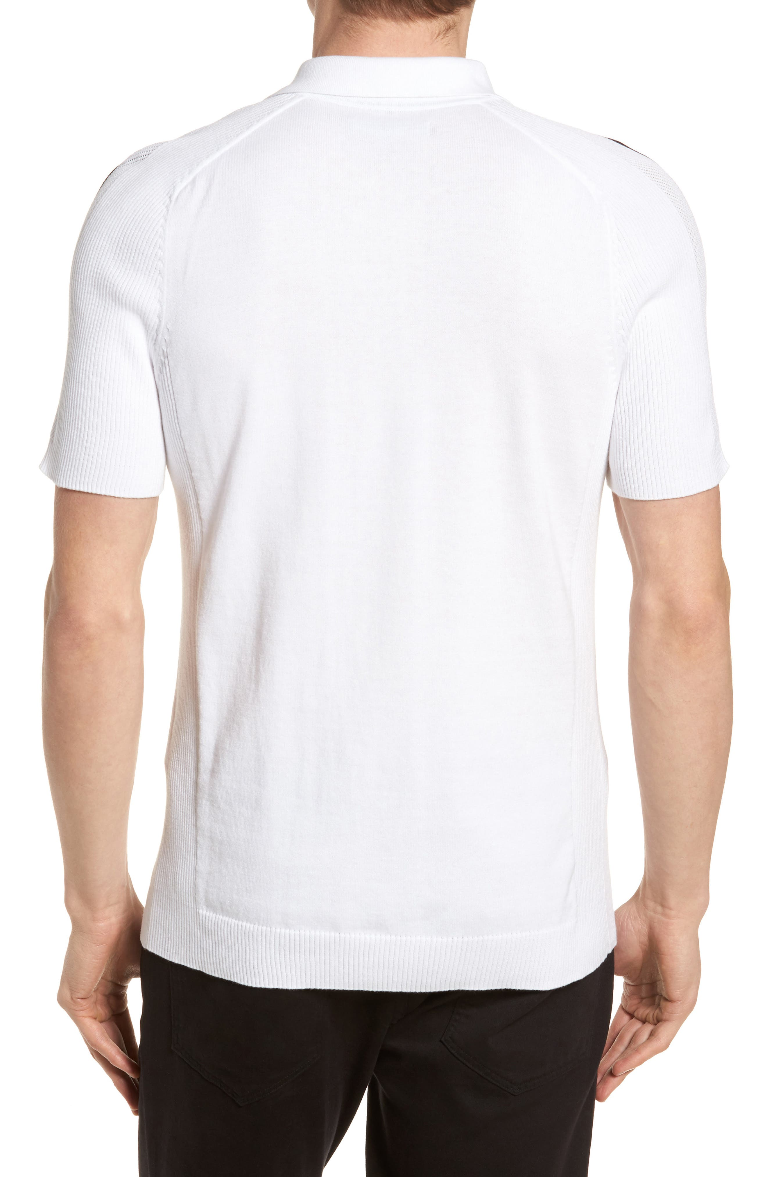 Alternate Image 2  - Vince Camuto Sweater Polo