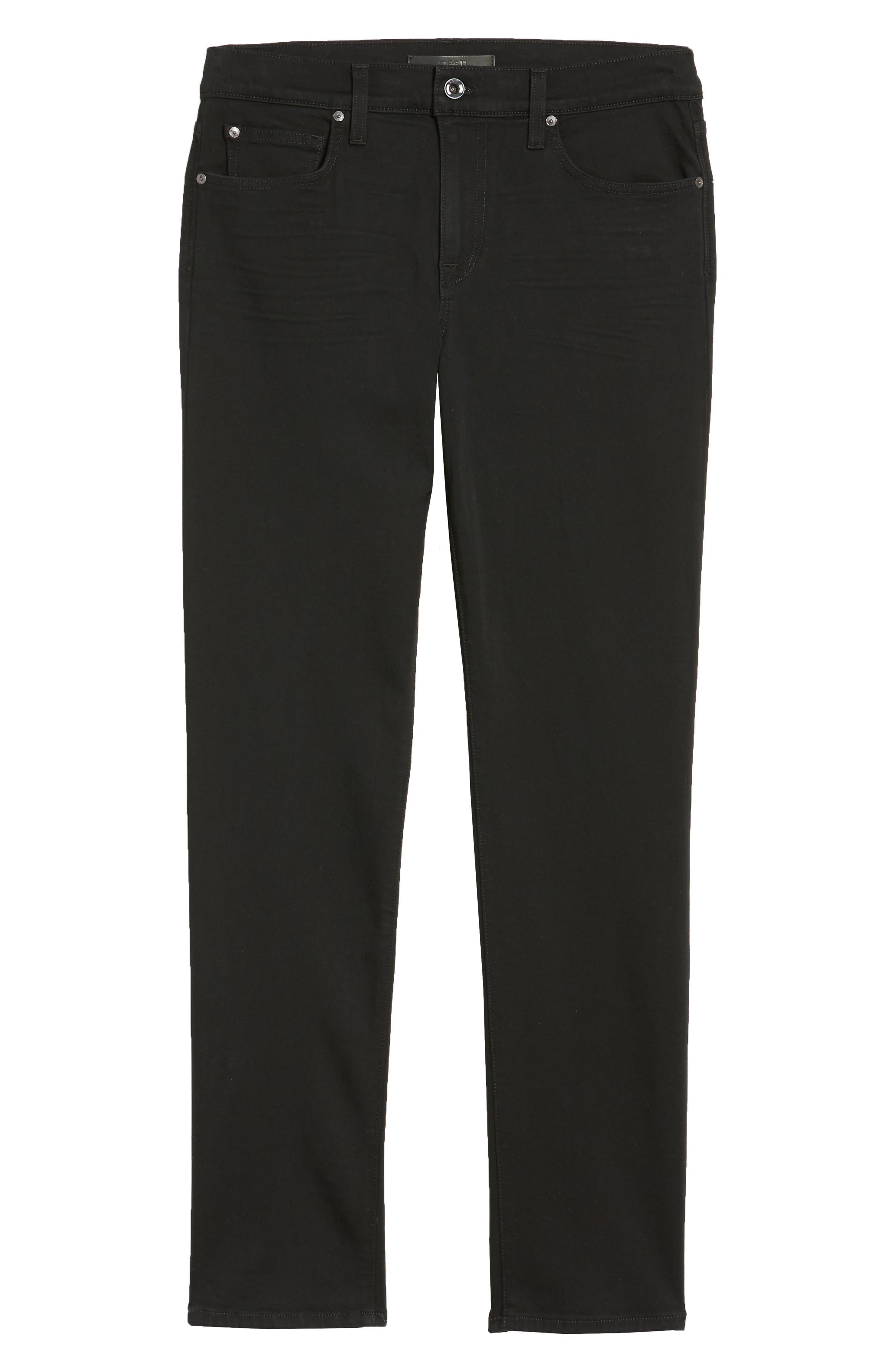Brixton Slim Straight Fit Jeans,                             Alternate thumbnail 6, color,                             Abraham