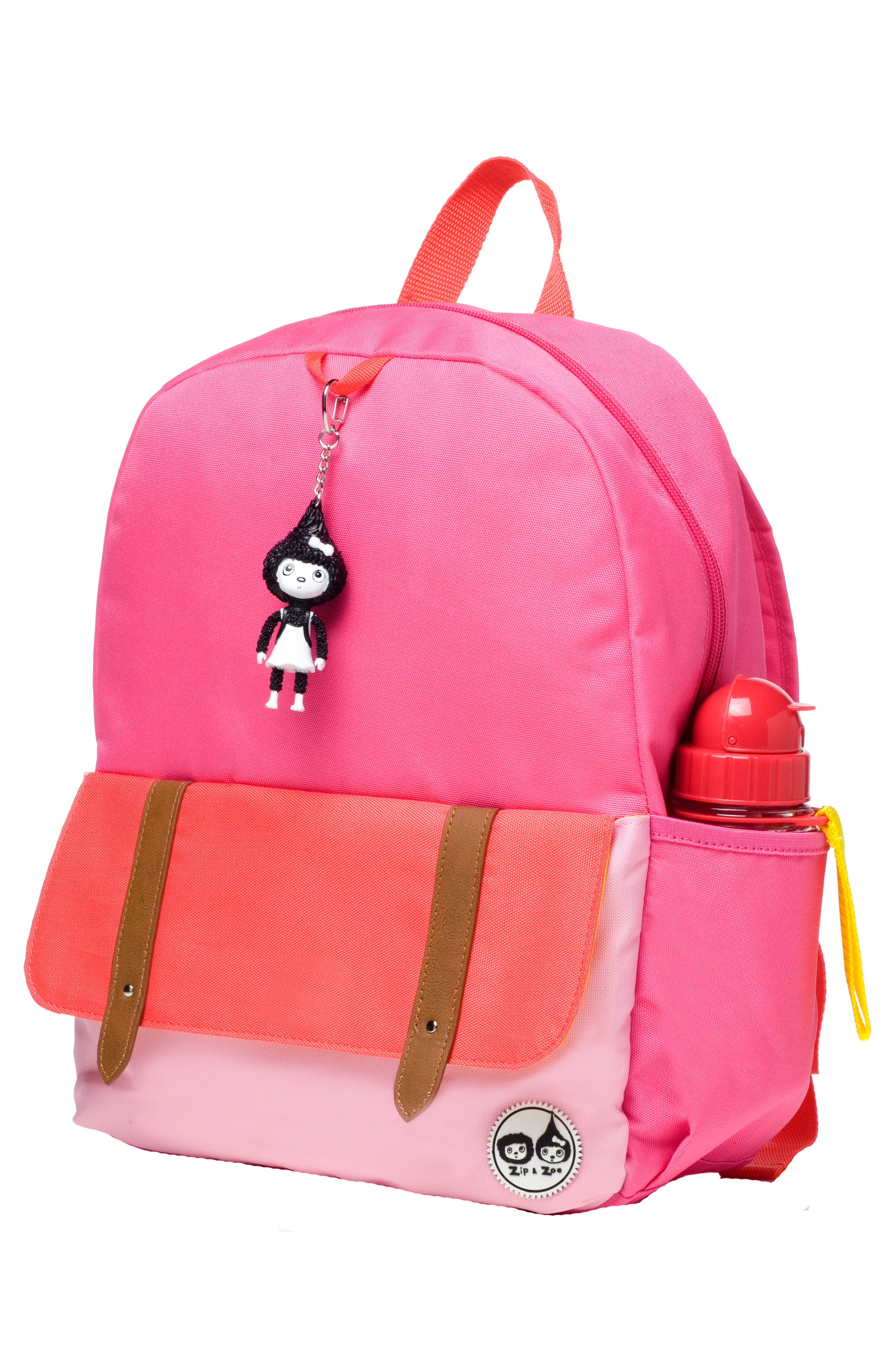 Alternate Image 2  - Babymel Zip & Zoe Colorblock Junior Backpack (Kids)