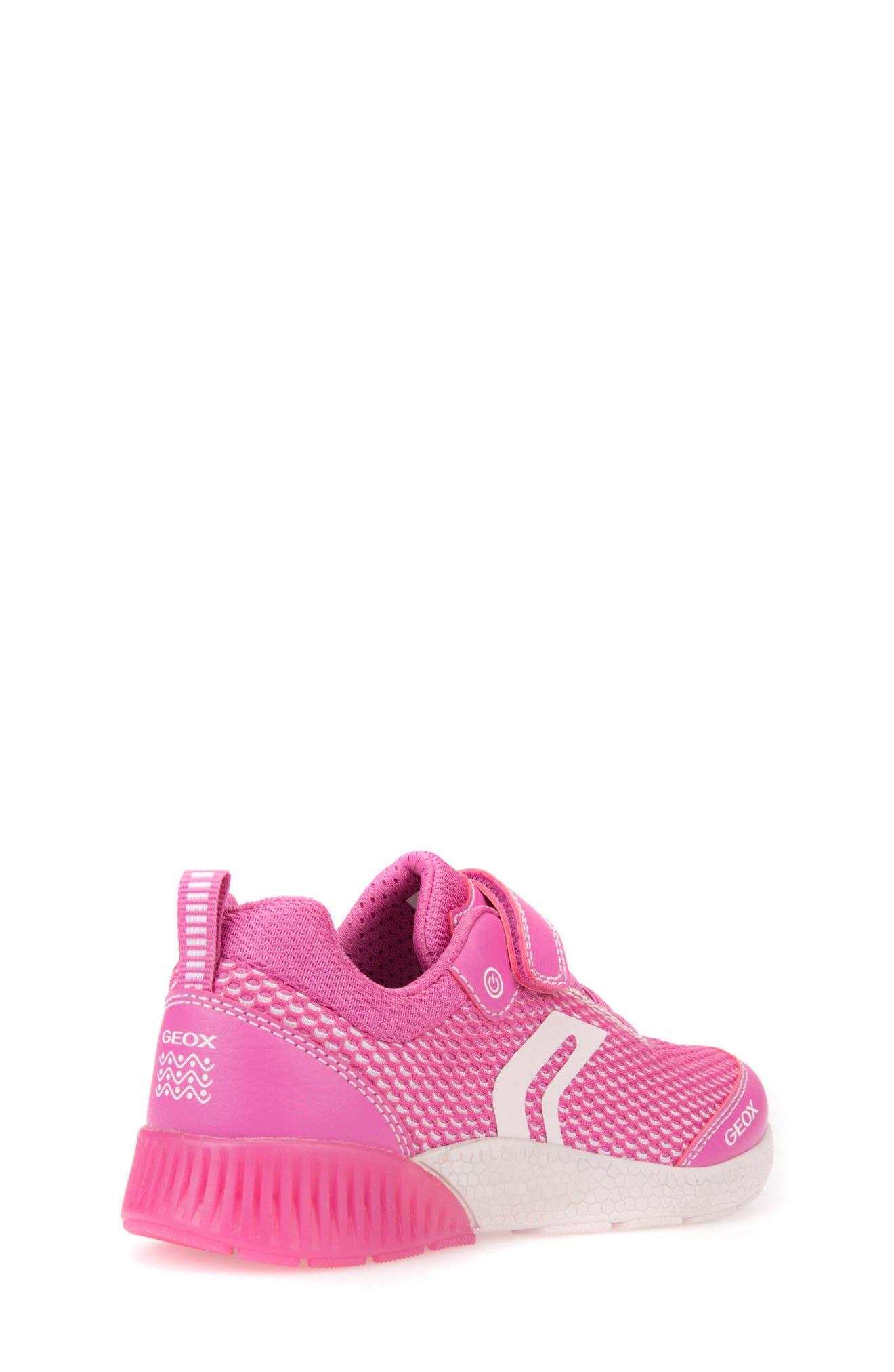 Sveth Light-Up Sneaker,                             Alternate thumbnail 2, color,                             Fuchsia