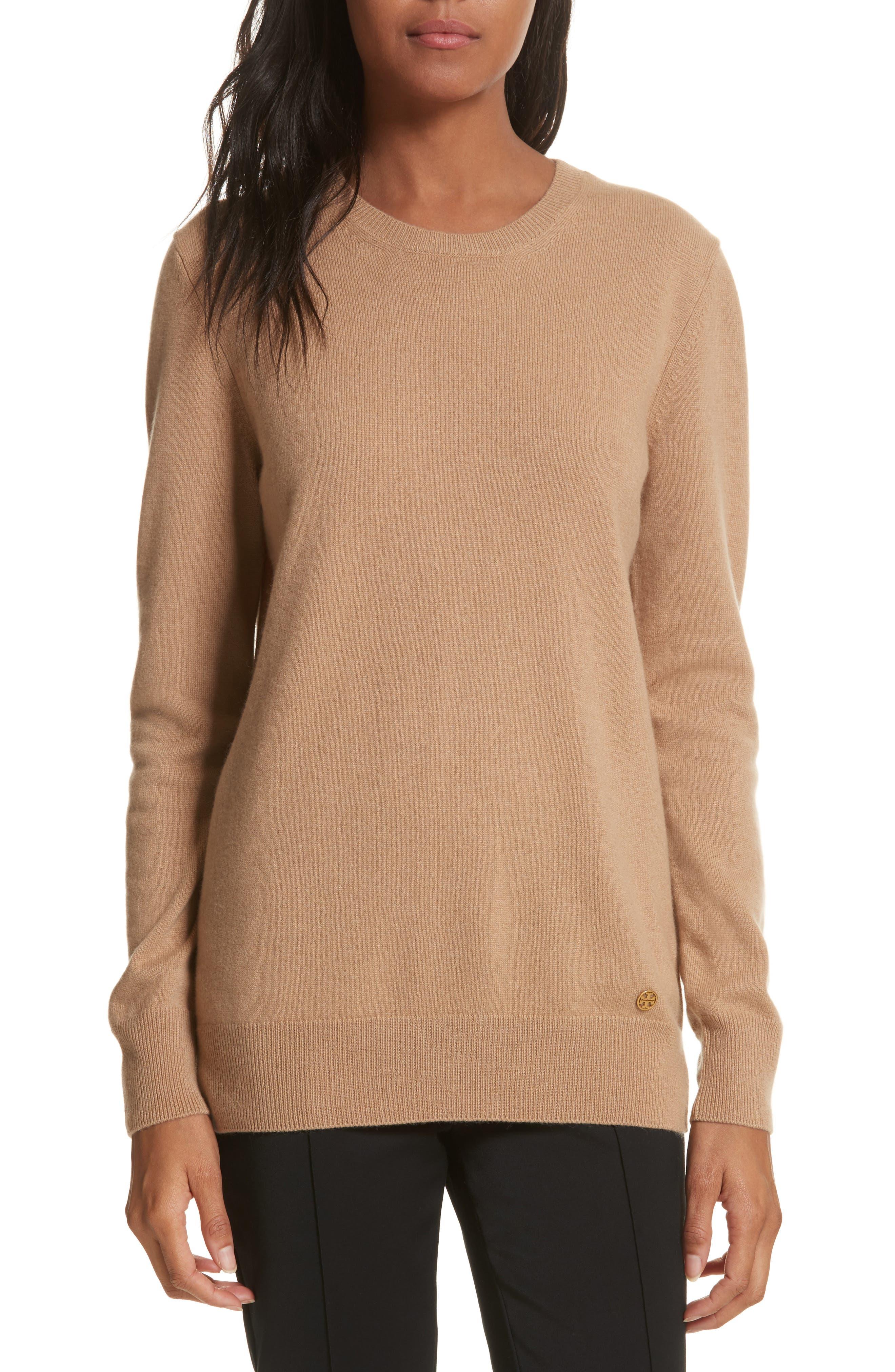 Tory Burch Bella Cashmere Sweater