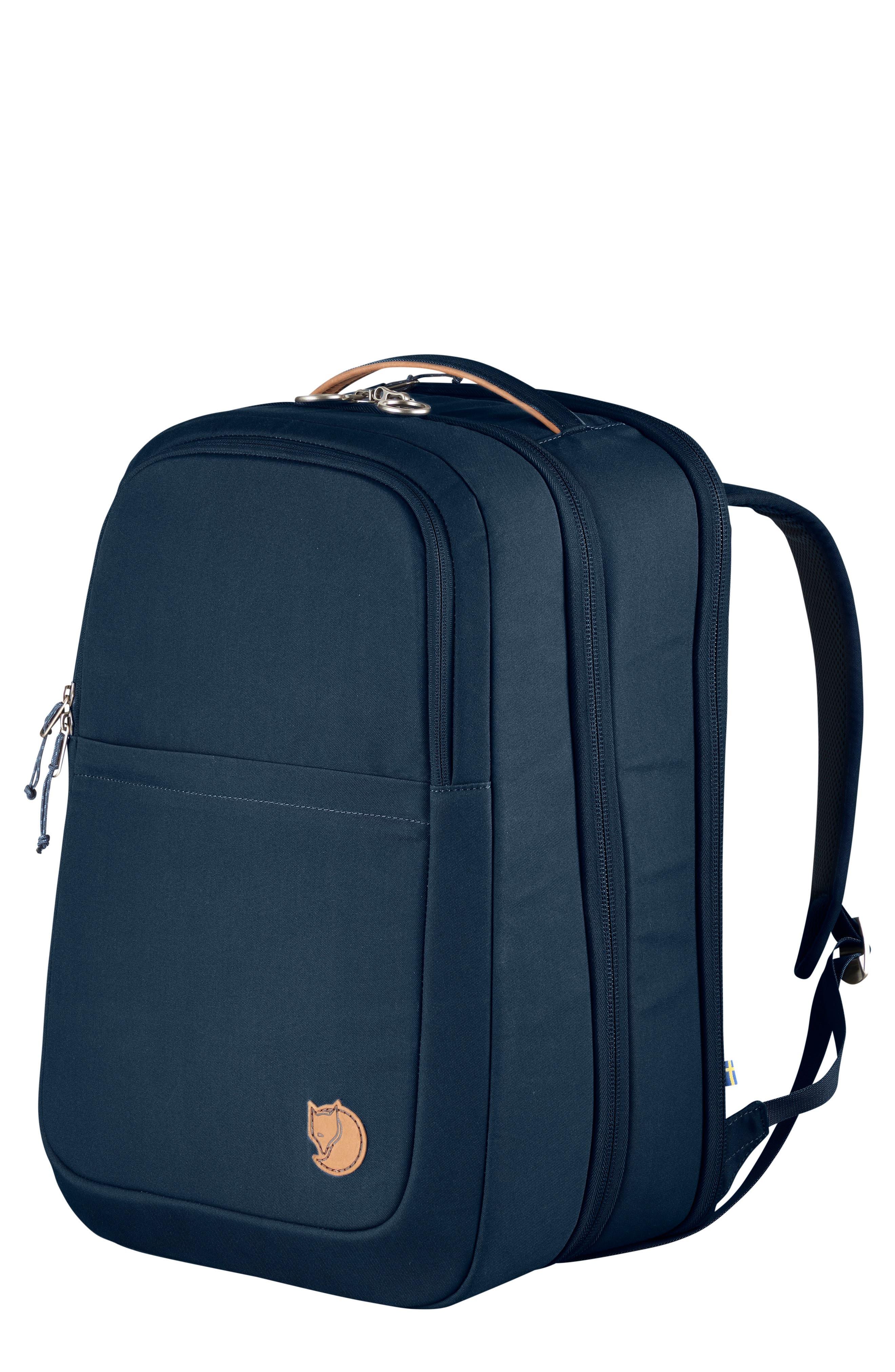 Travel Backpack,                             Main thumbnail 1, color,                             Navy