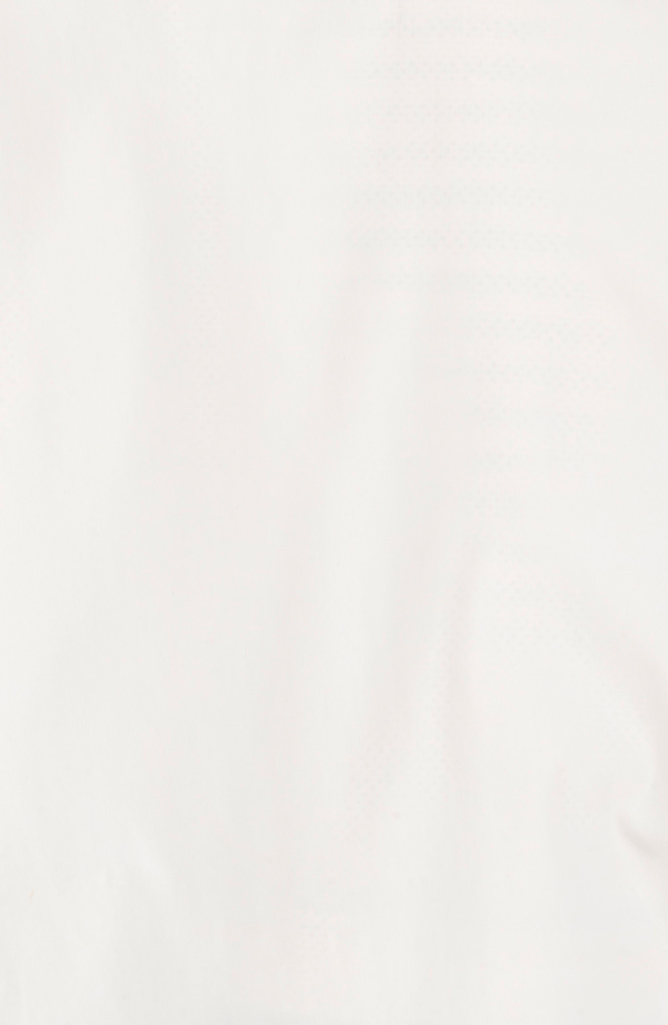 Regular Fit Bomber Jacket,                             Alternate thumbnail 5, color,                             White