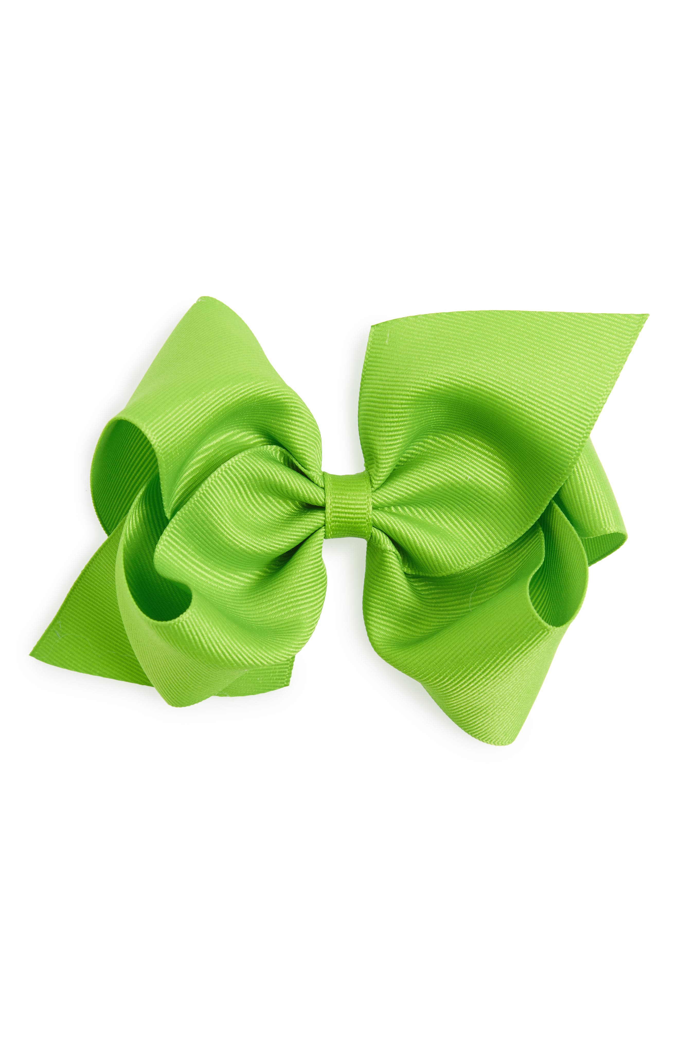 PLH Bows & Laces Grosgrain Bow Clip (Baby Girls & Toddler Girls)