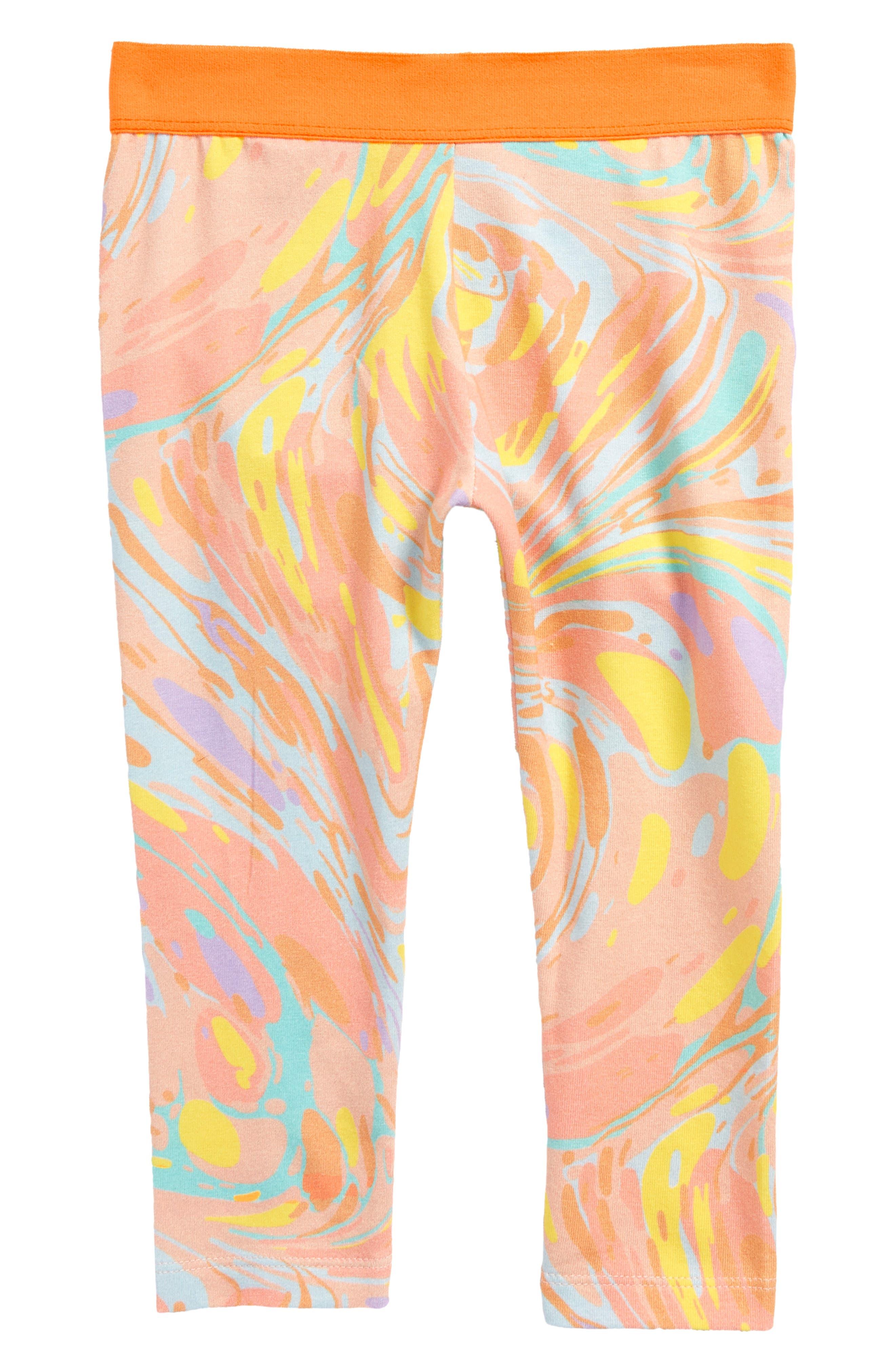 Tula Marble Print Leggings,                         Main,                         color, Splatter Print