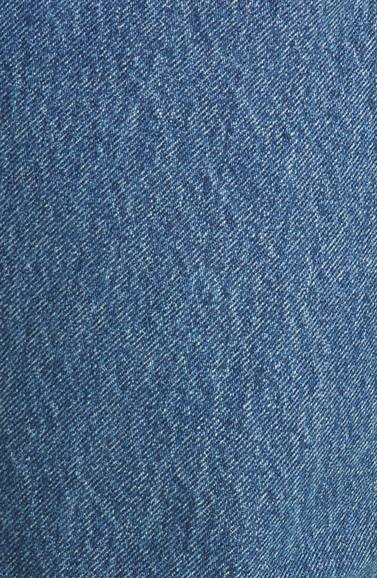 501<sup>™</sup> Straight Leg Jeans,                             Alternate thumbnail 5, color,                             Ivan