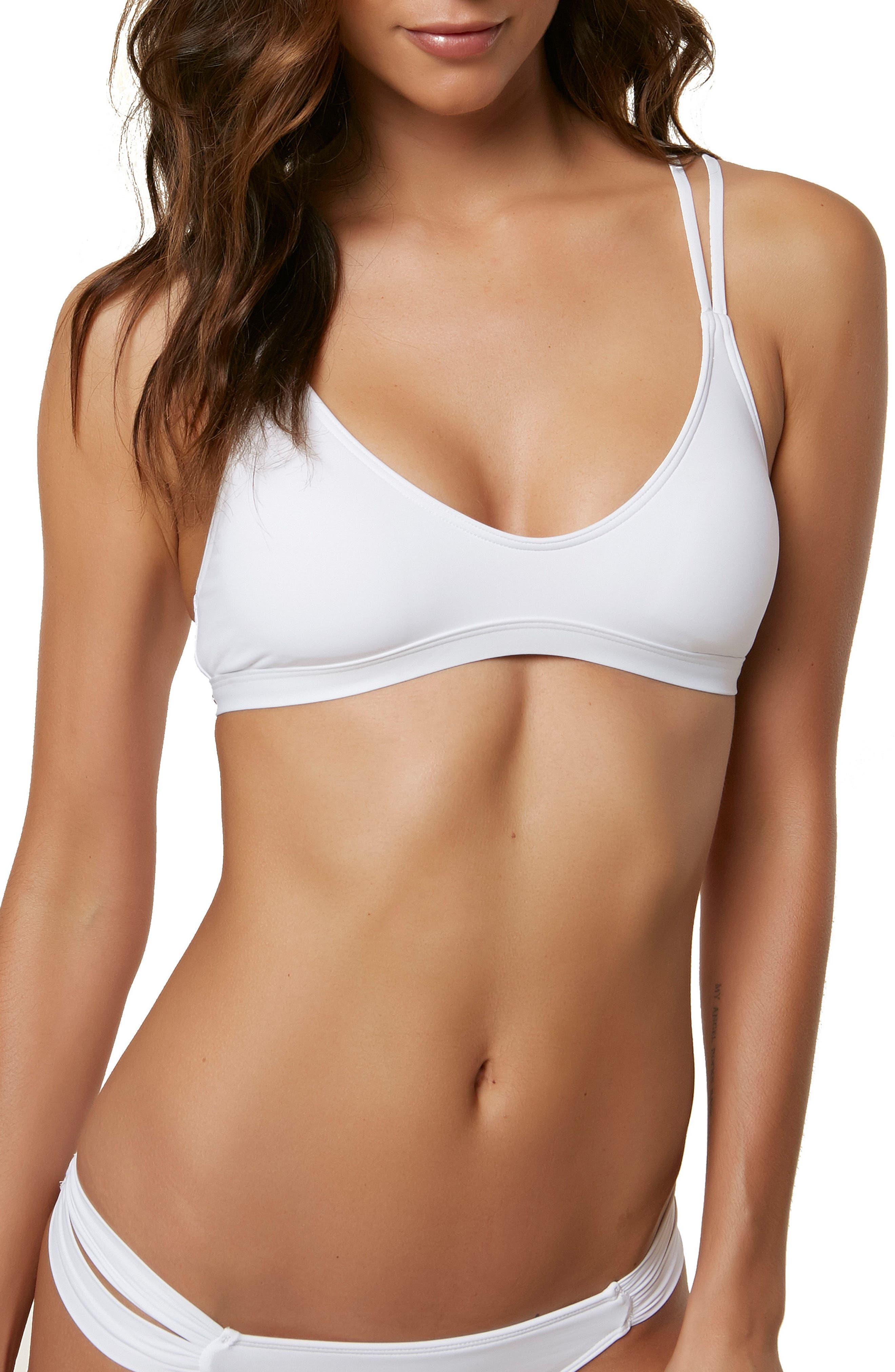 O'Neill Salt Water Solids Bikini Top