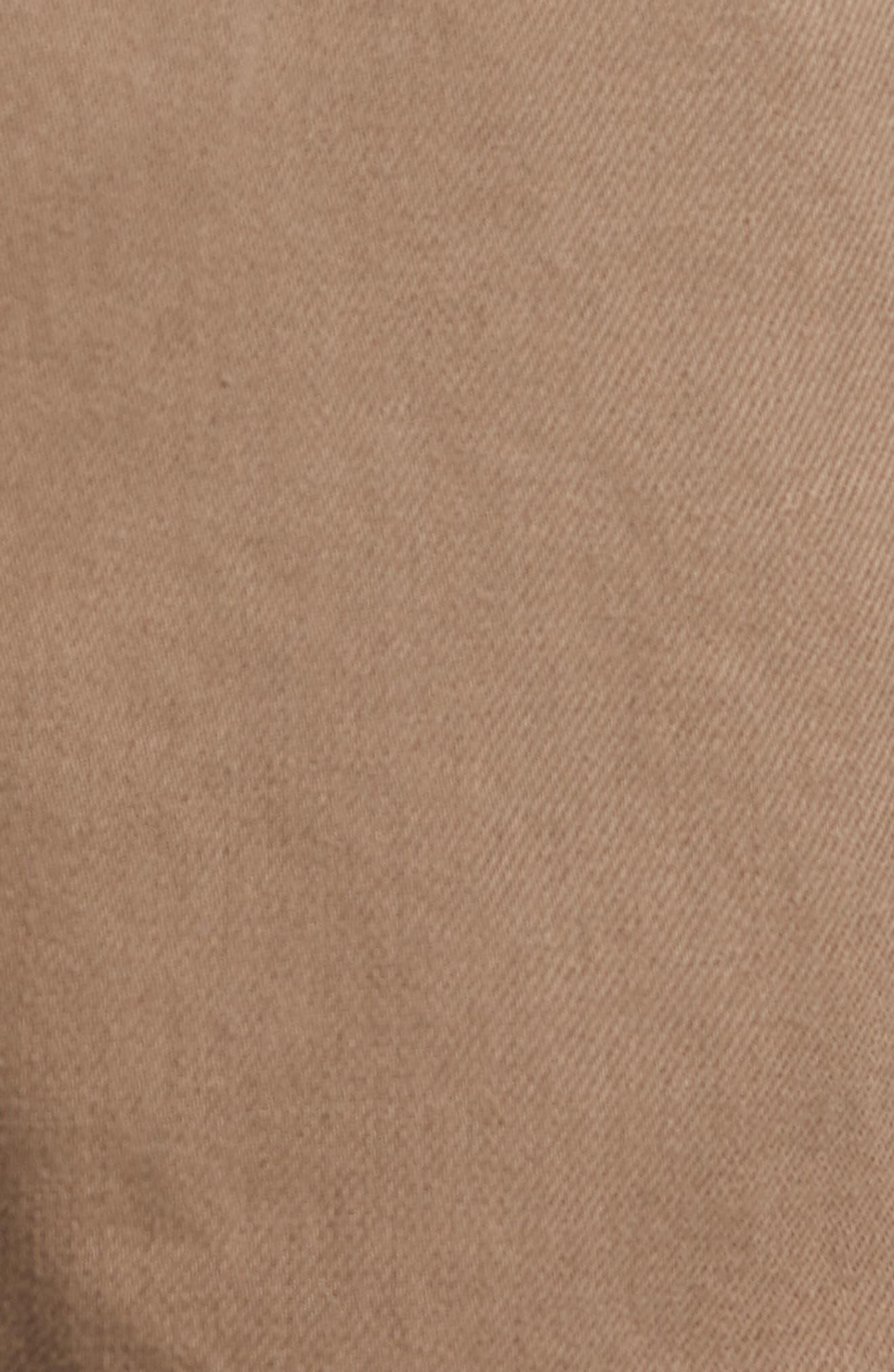 Fatique Bermuda Shorts,                             Alternate thumbnail 5, color,                             Taupe