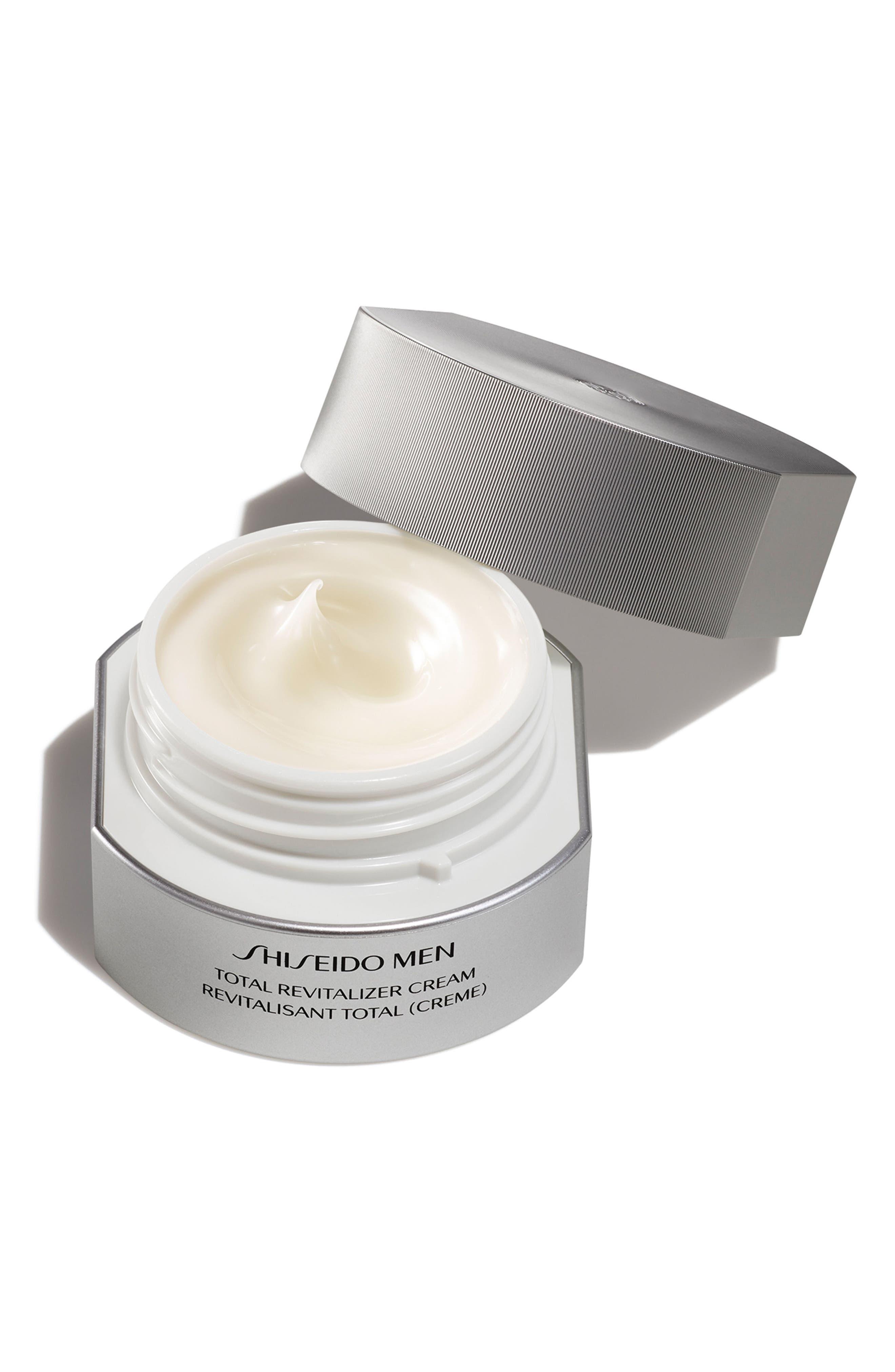 Men Total Revitalizer Cream,                             Alternate thumbnail 3, color,                             No Color
