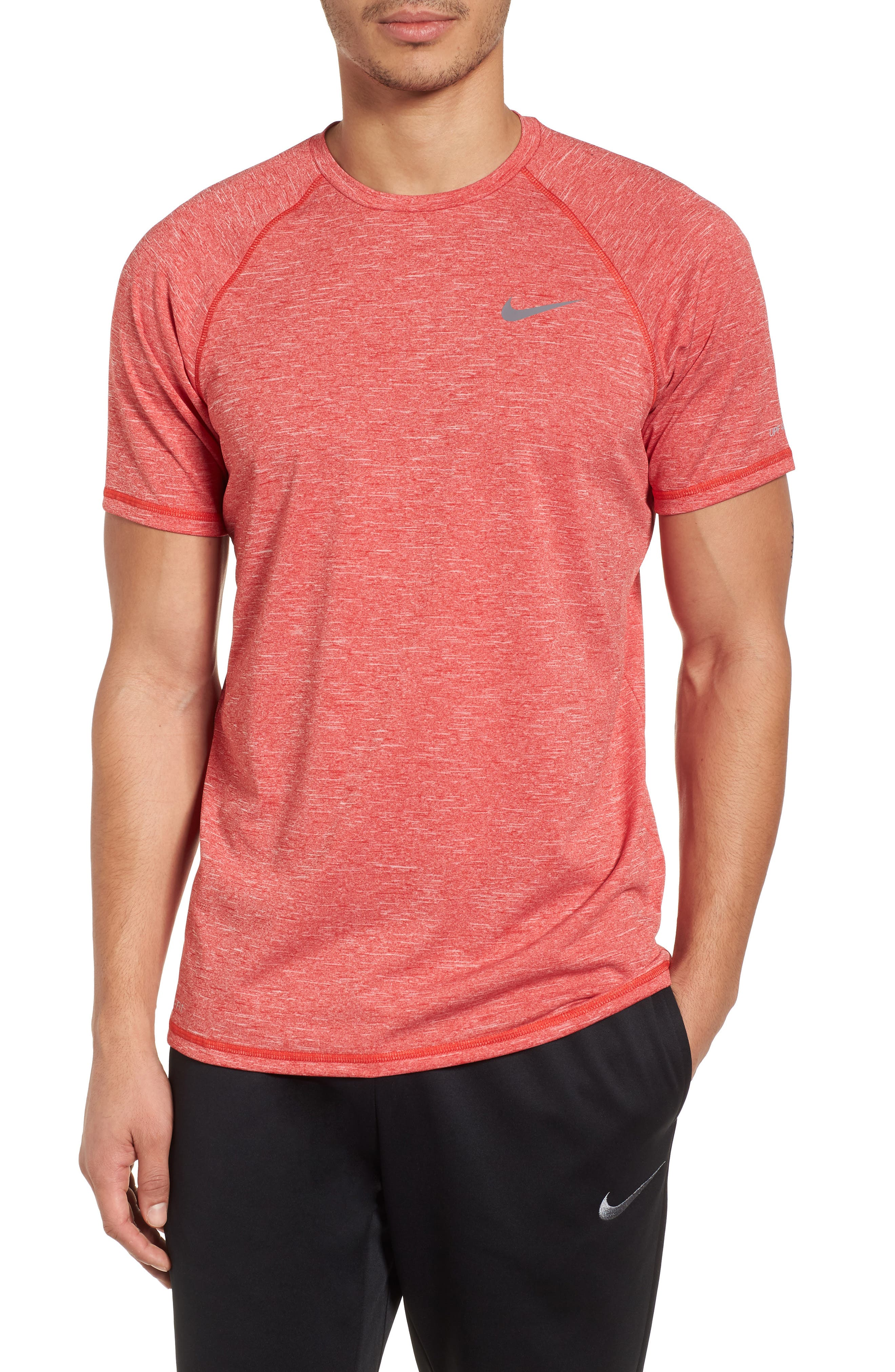 Dry Hydroguard T-Shirt,                         Main,                         color, University Red