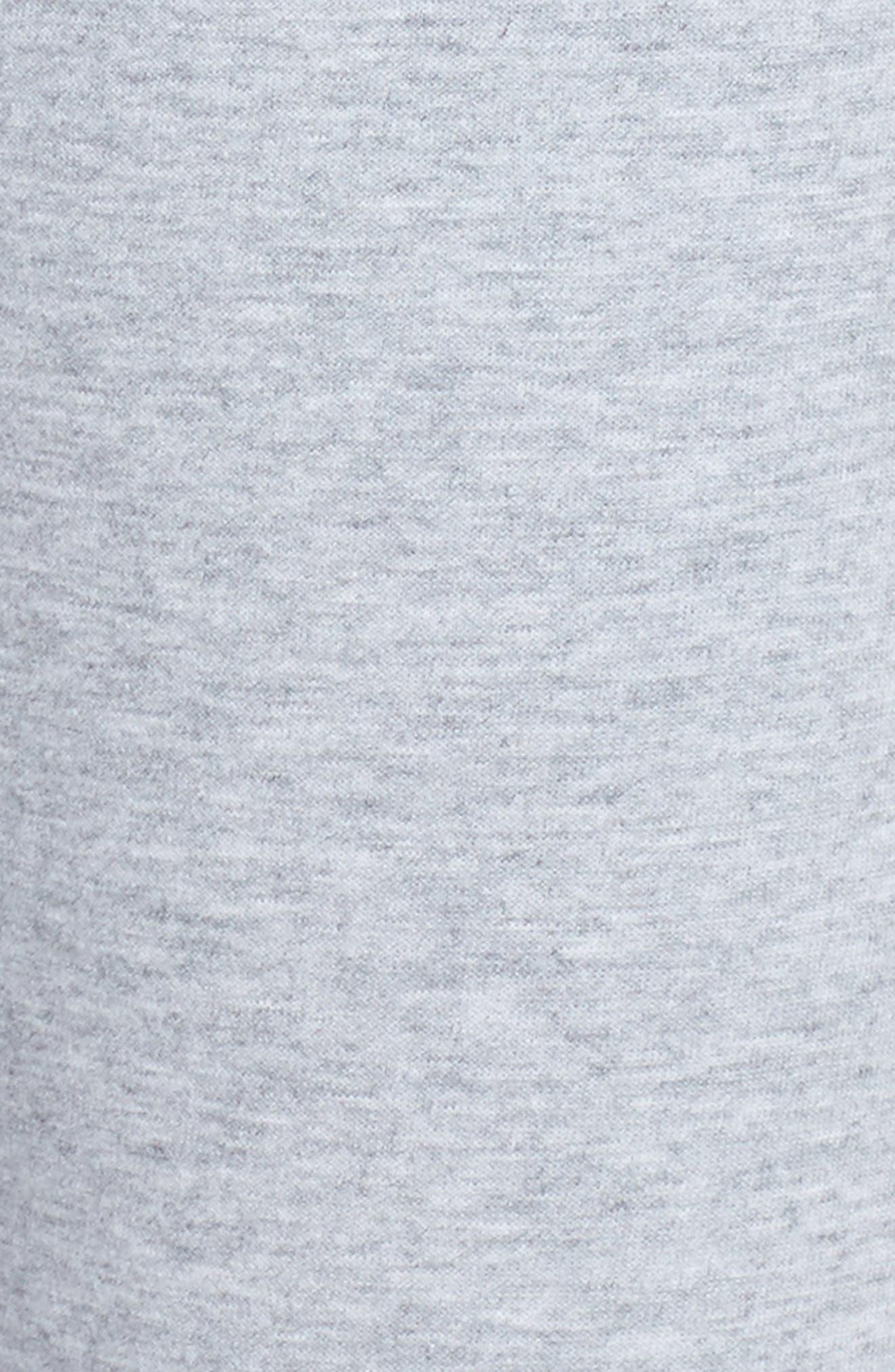 Banda Zeggins Slim Fit Sweatpants,                             Alternate thumbnail 6, color,                             Grey