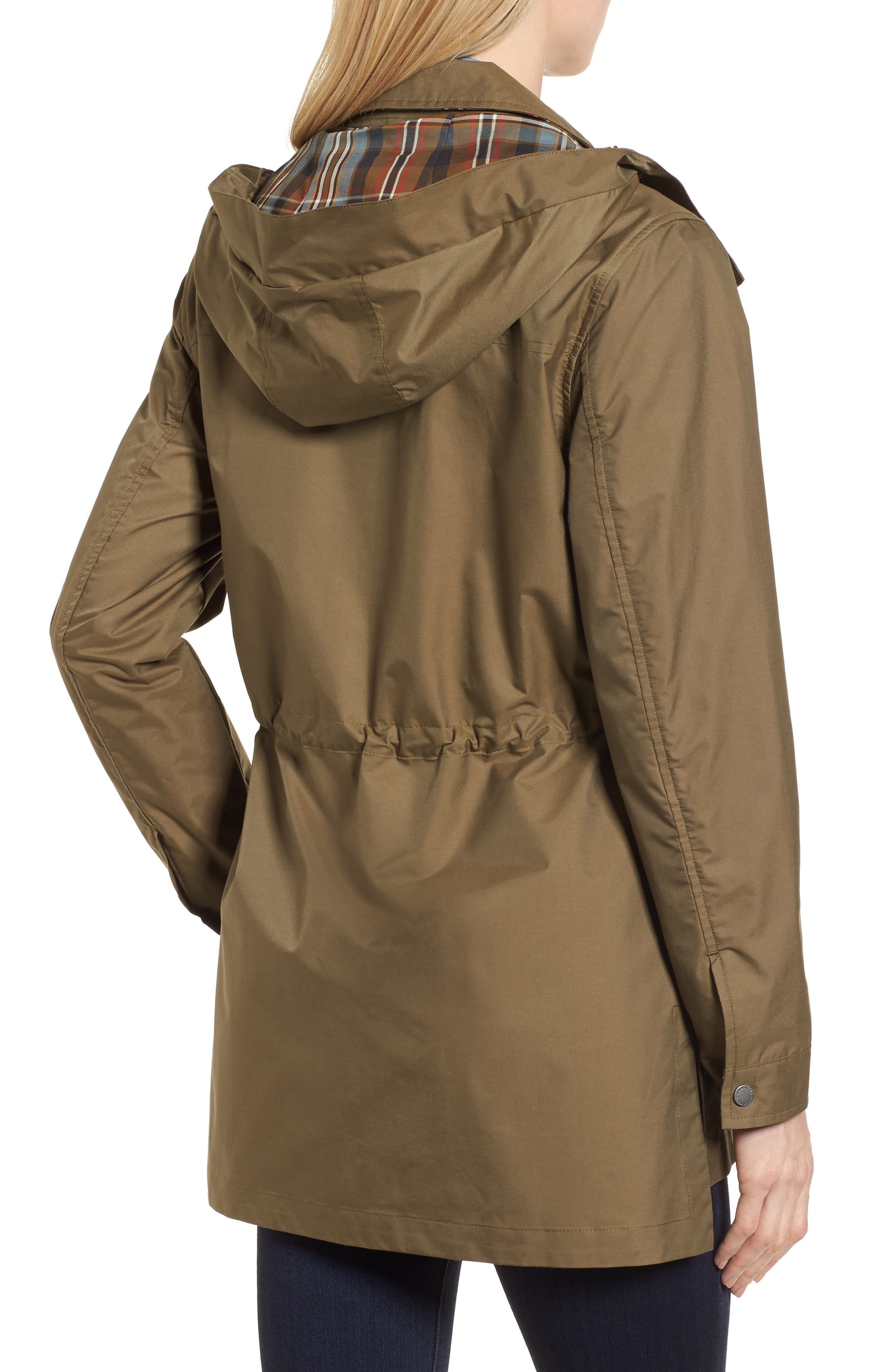 Taylor Utility Jacket,                             Alternate thumbnail 2, color,                             Olive