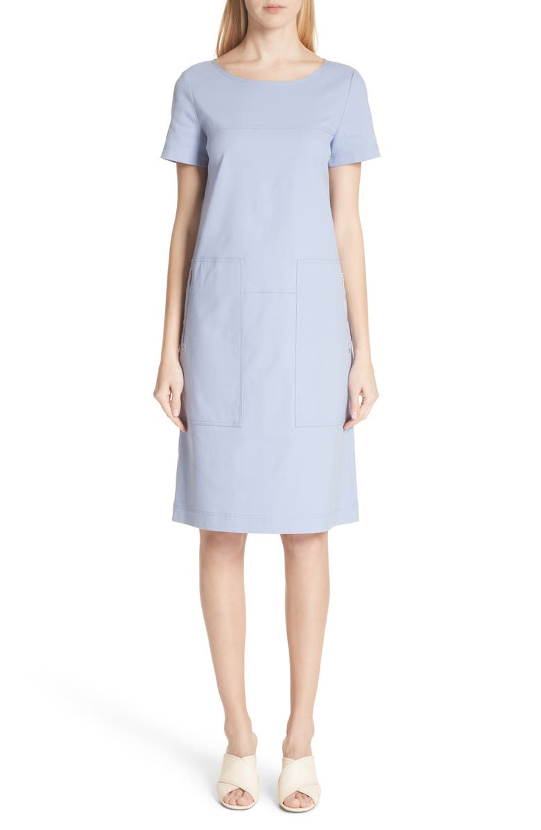 Farah Catalina Stretch Canvas Dress