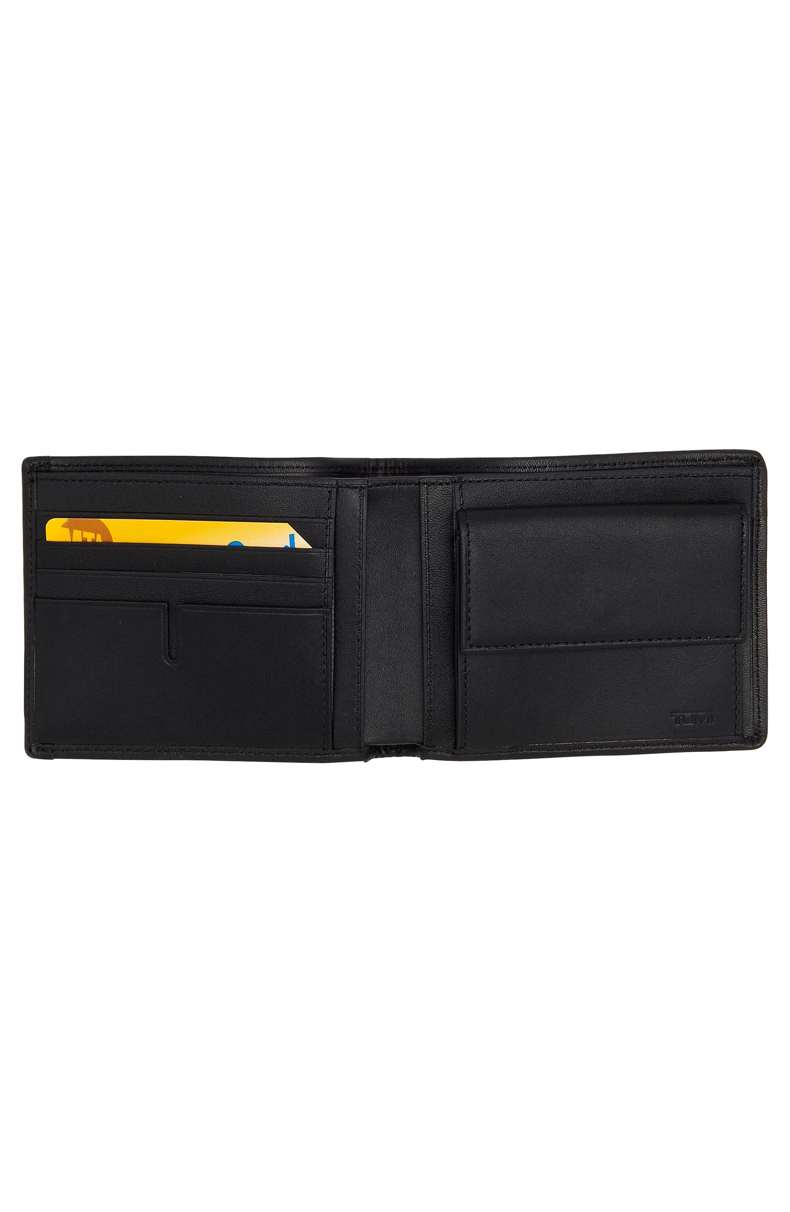 Alpha Global Wallet,                             Alternate thumbnail 2, color,                             Anthracite/ Black