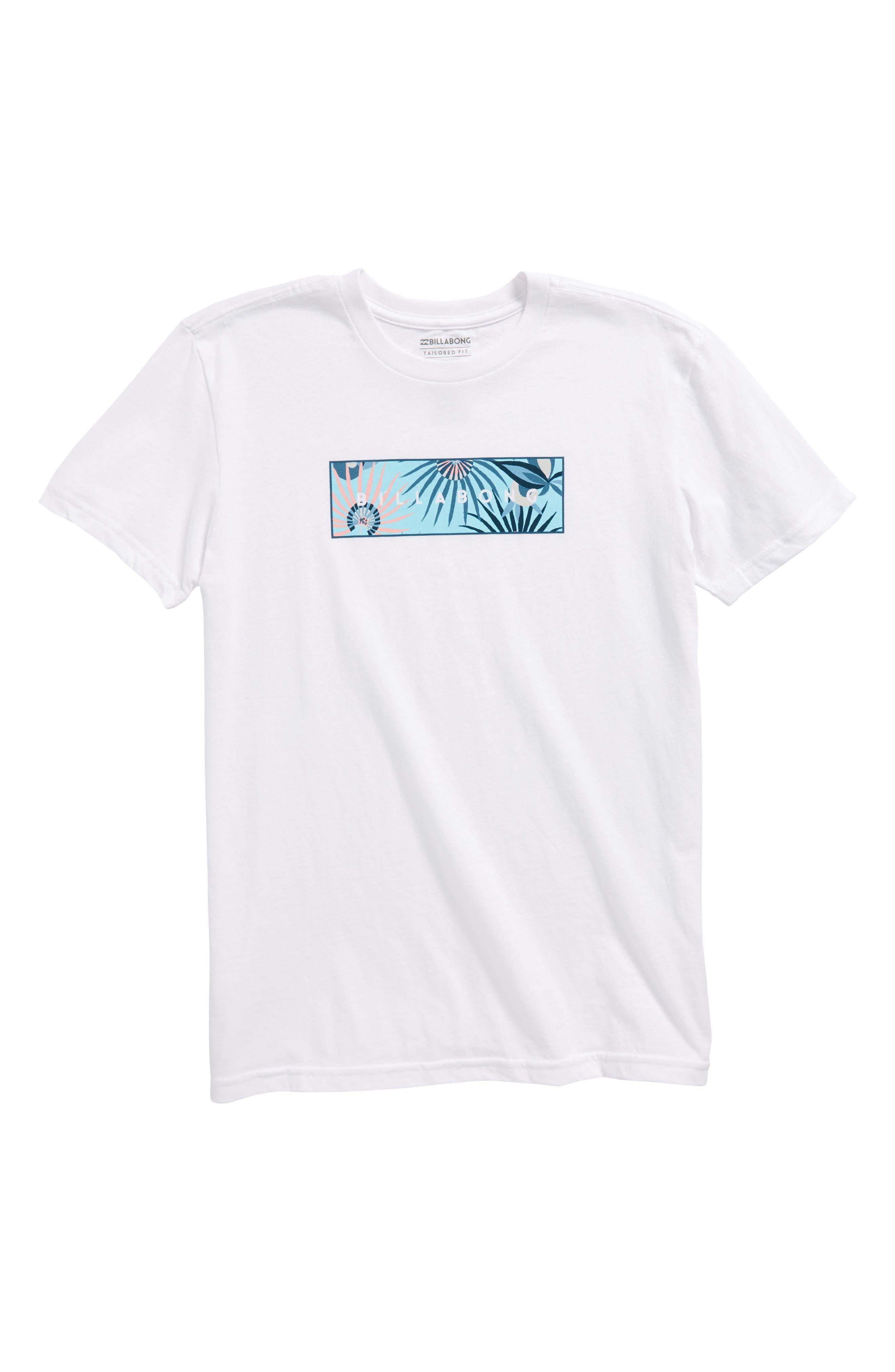 Billabong United Graphic T-Shirt (Big Boys)