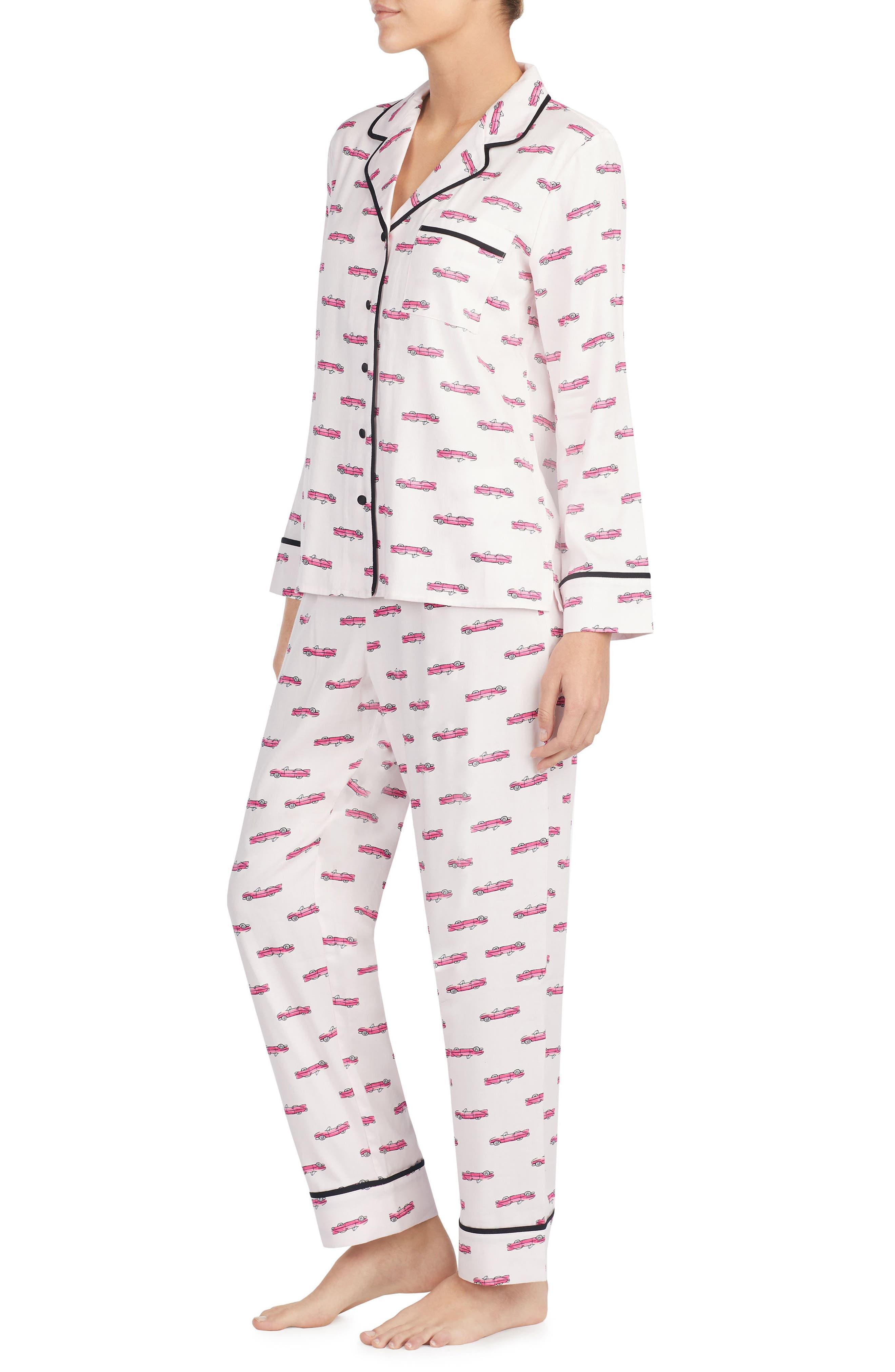 hot rod pajamas,                             Alternate thumbnail 3, color,                             Hot Rod