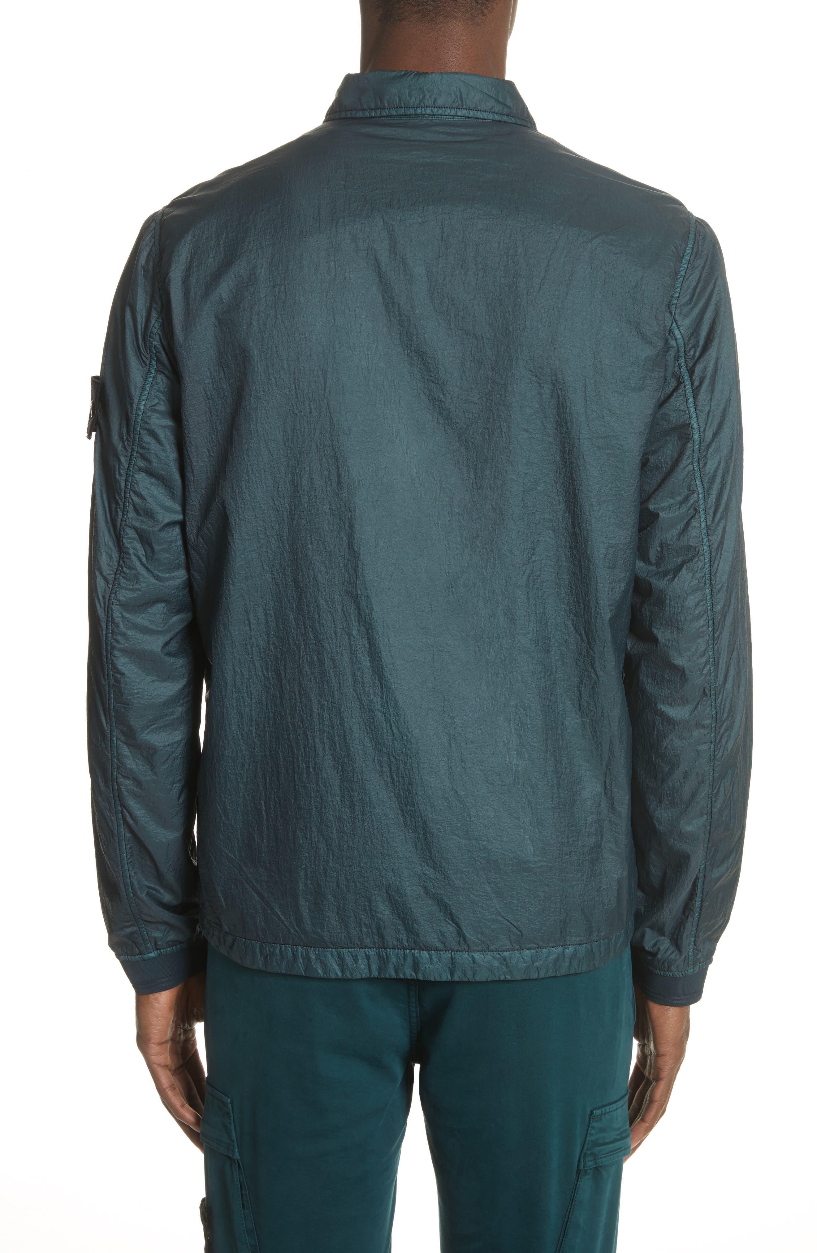 Nylon Jacket,                             Alternate thumbnail 2, color,                             Blue