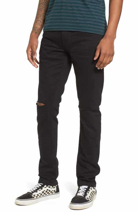 5a3ca9bc1468 BLANKNYC Horatio Distressed Skinny Fit Jeans (High Q)